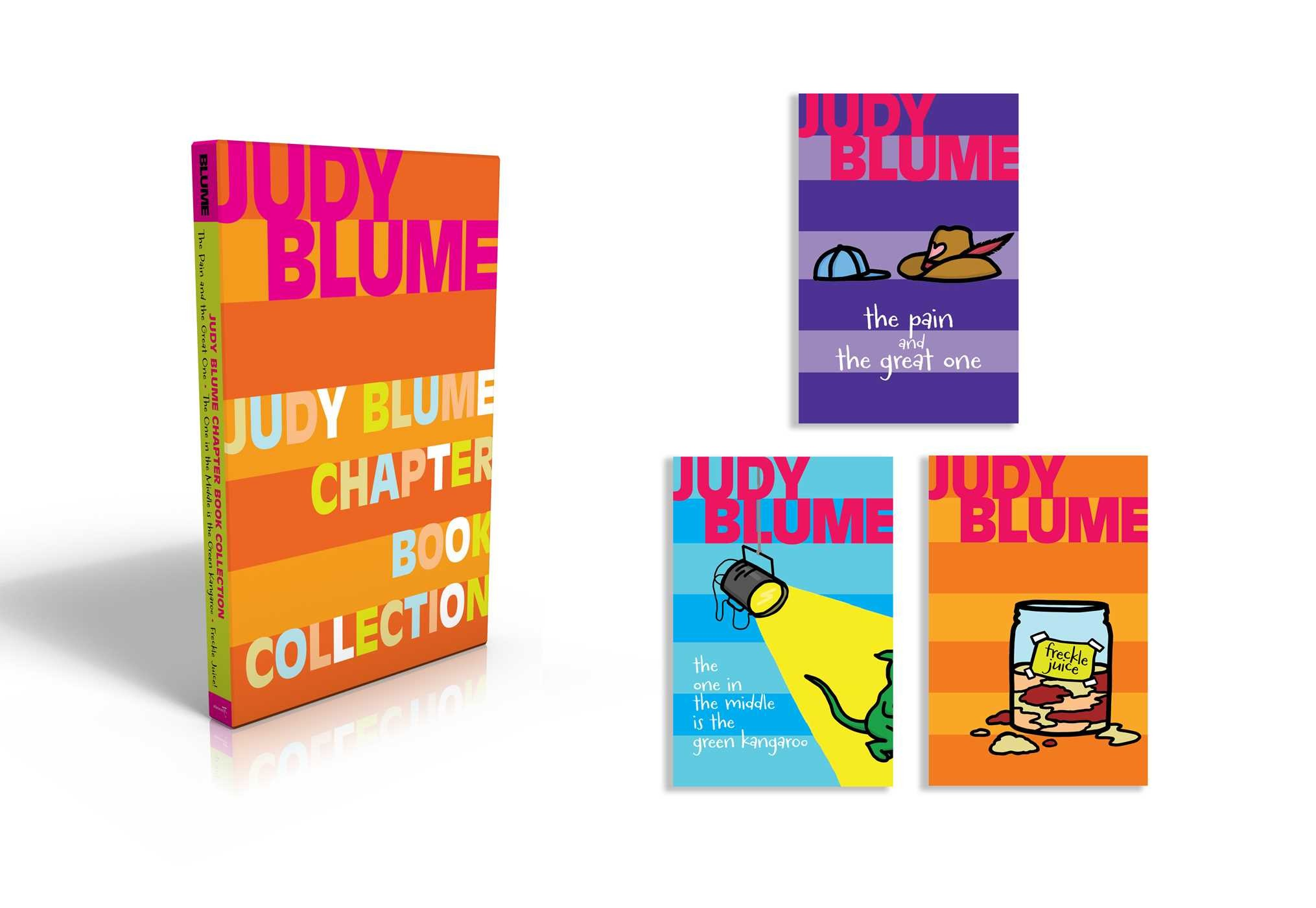 Judy blume chapter book collection 9781481485708.in01