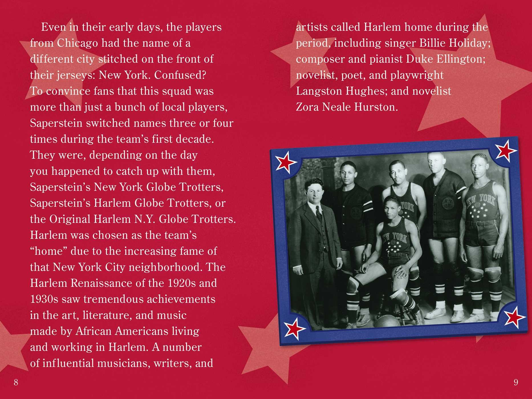 The superstar story of the harlem globetrotters 9781481487481.in02