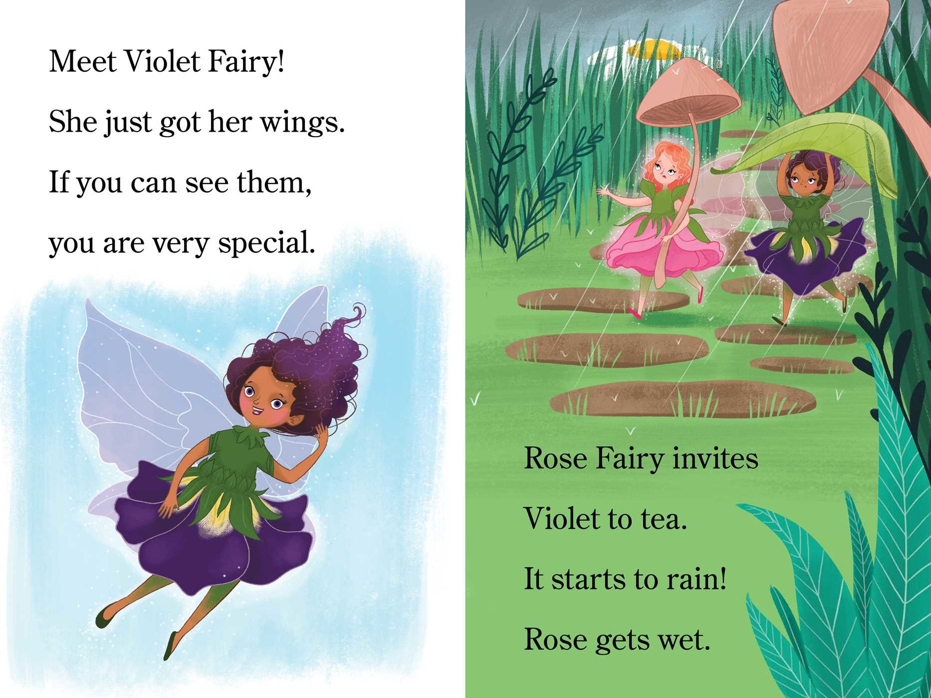 Violet fairy gets her wings 9781481487979.in01