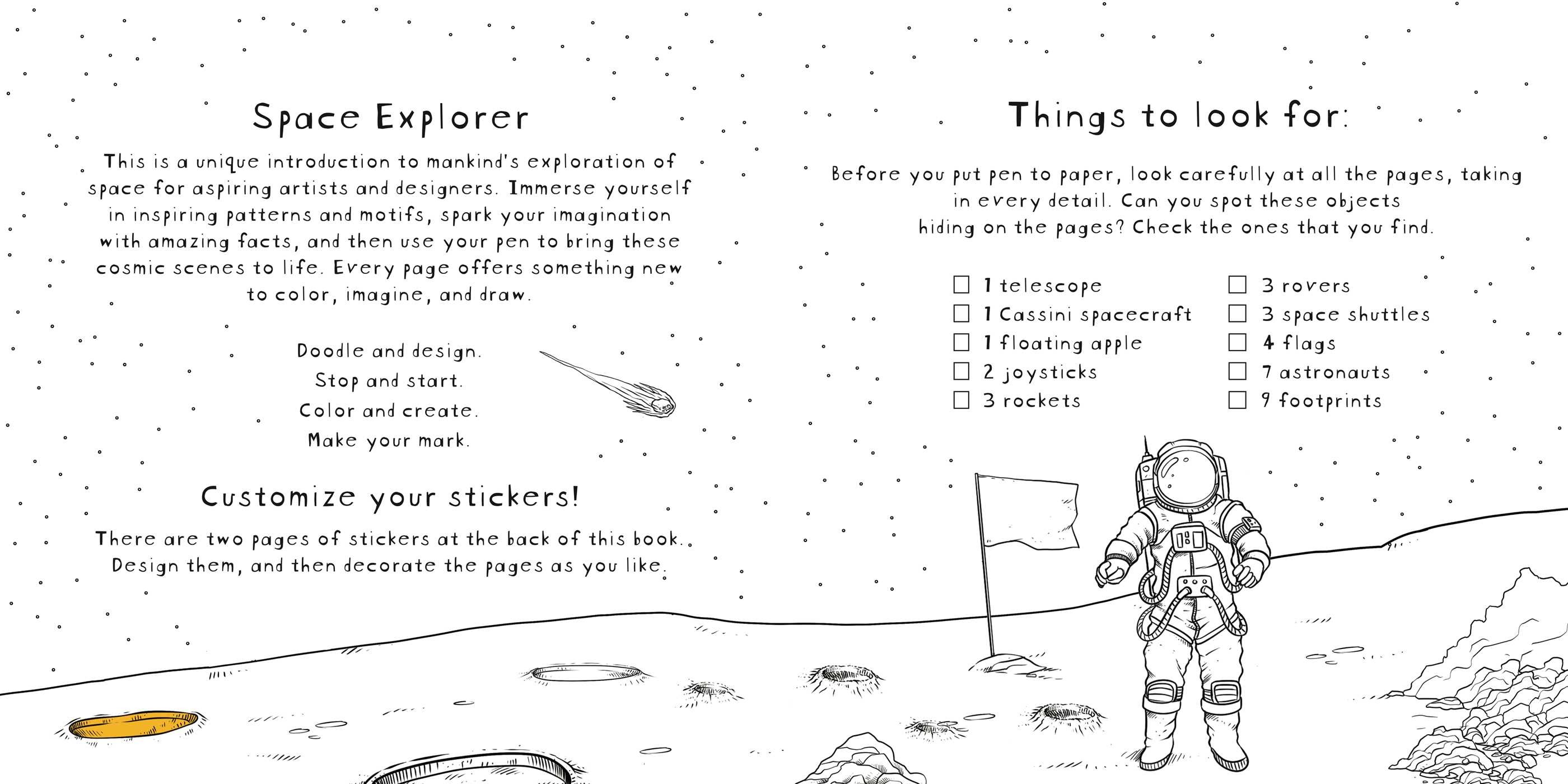space explorer book by pedro correa official publisher page