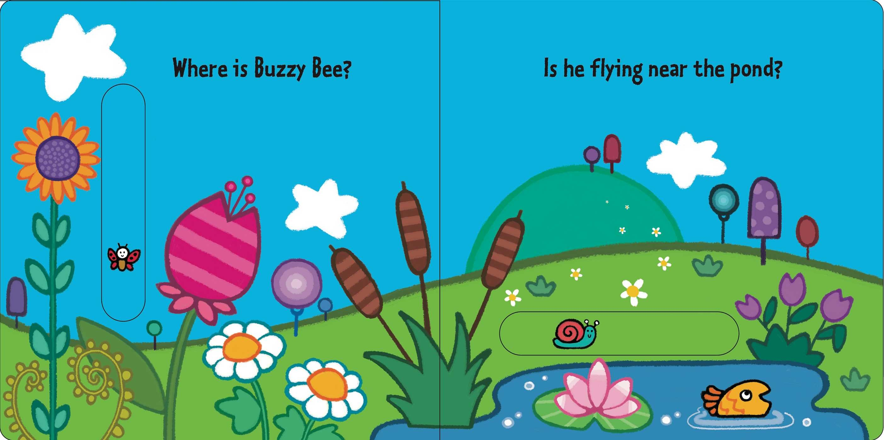Buzzy bee 9781499804690.in01