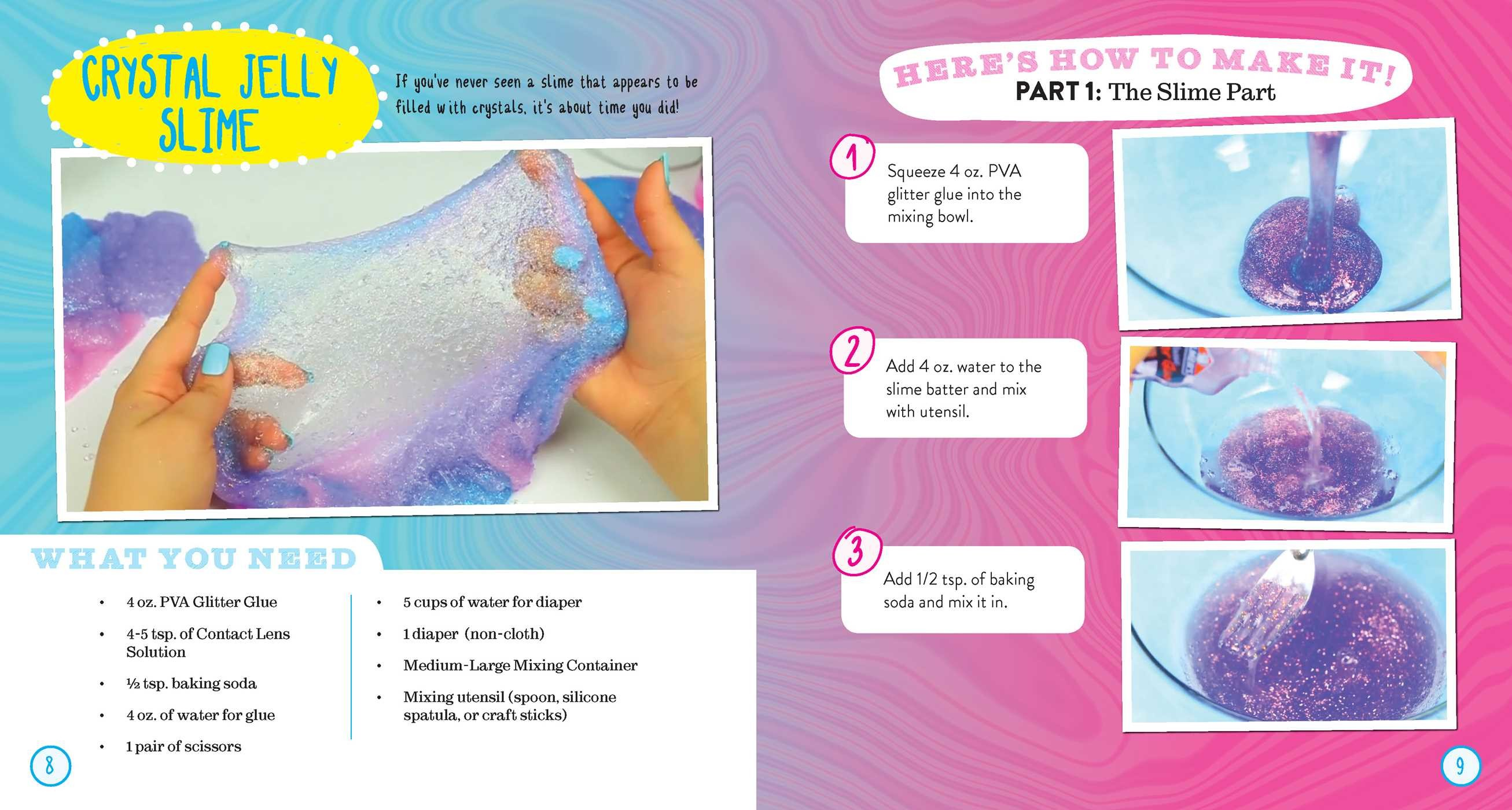 Karina garcias diy slime book by karina garcia official karina garcias diy slime 978149980660101 ccuart Gallery