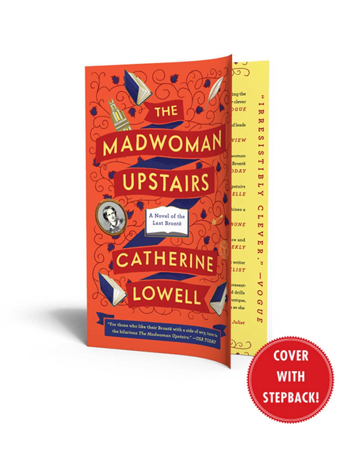 The madwoman upstairs 9781501126307.in17