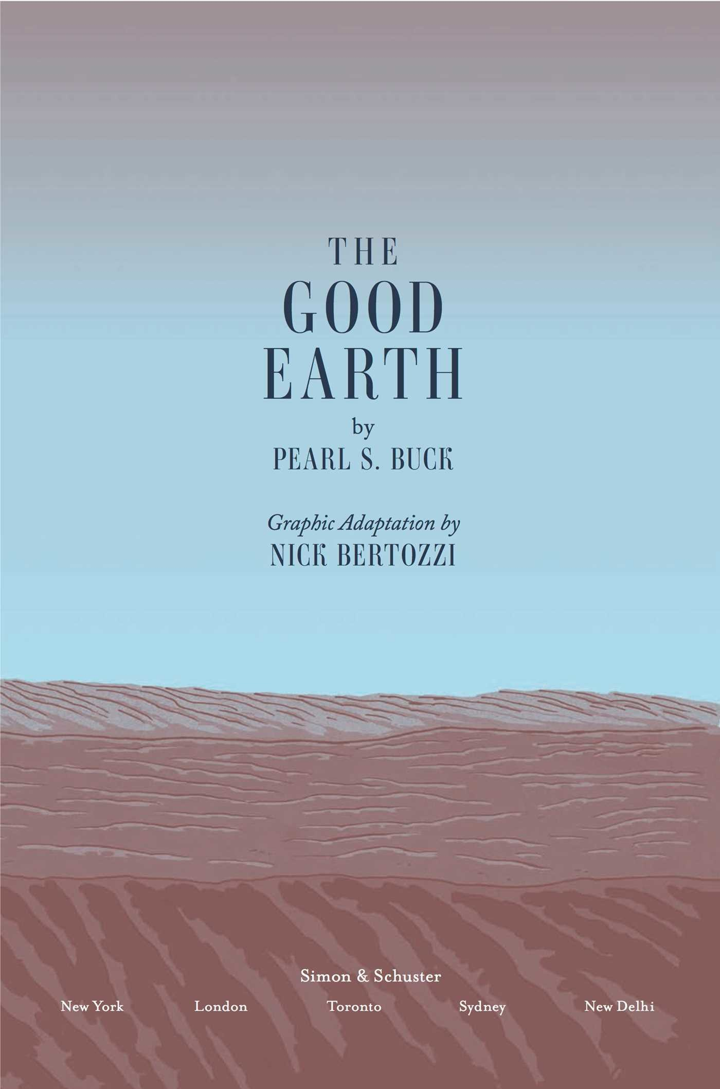 The good earth 9781501132766.in01