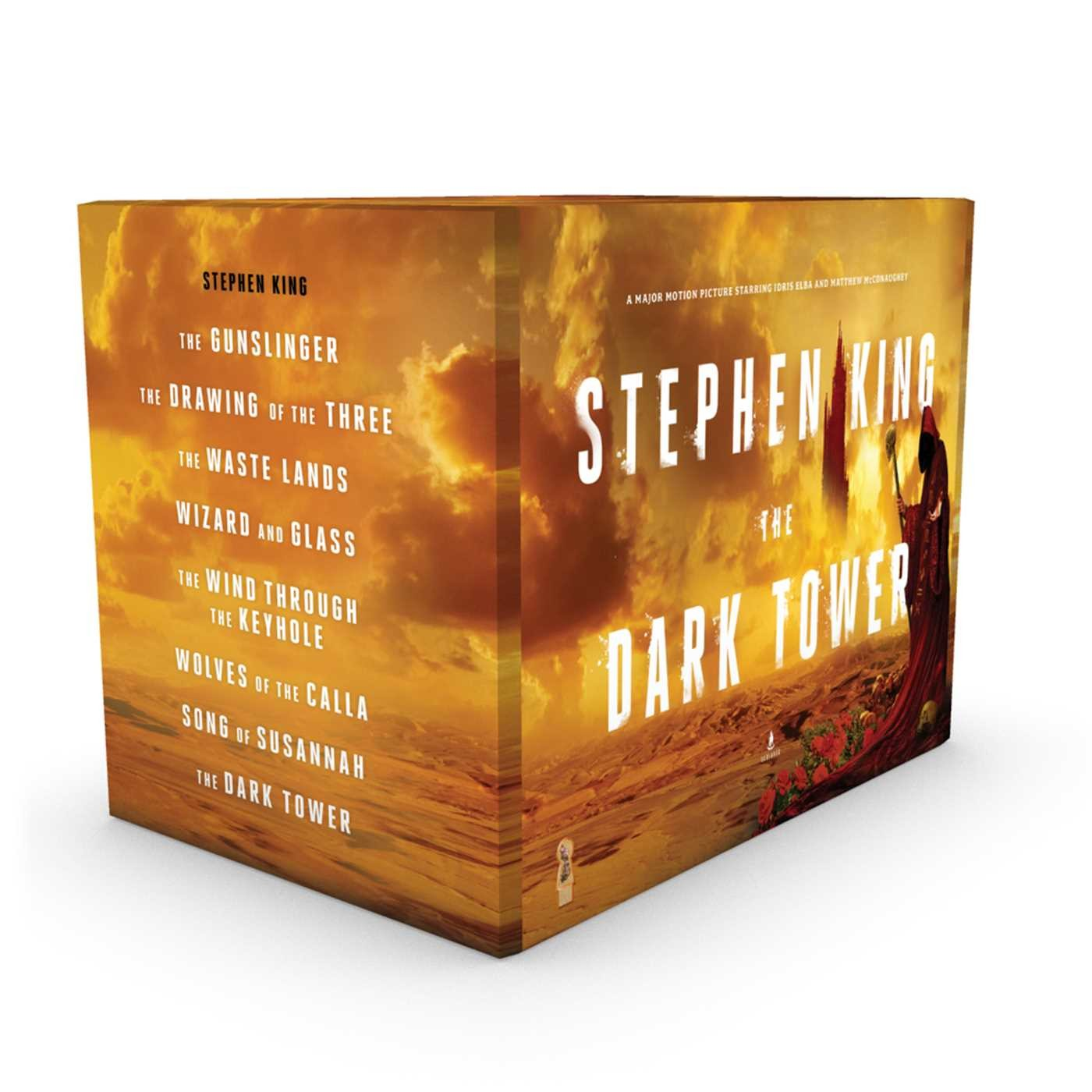 The dark tower boxed set 9781501163562.in17