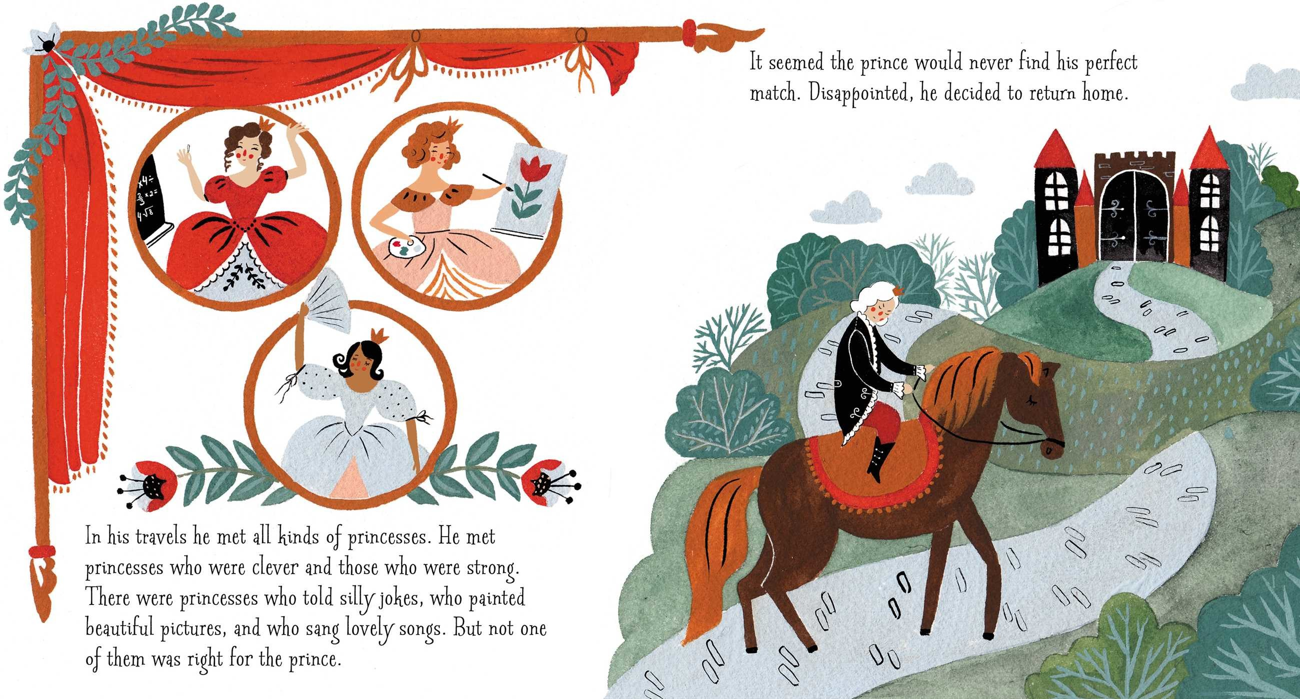 princess and the pea book. The Princess And Pea 9781534400191.in01 Book
