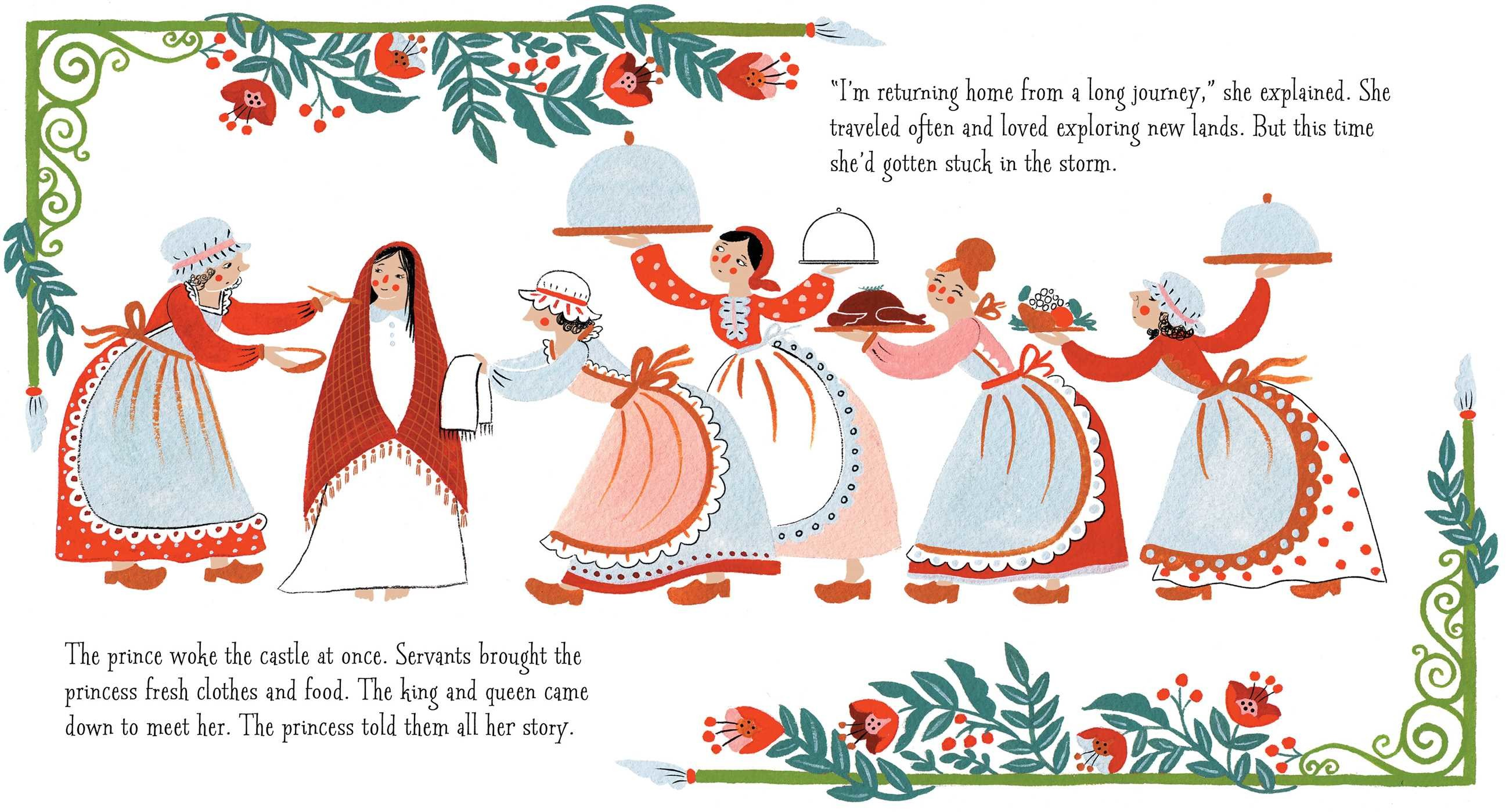 The princess and the pea book by chloe perkins dinara the princess and the pea 978153440019104 fandeluxe Gallery