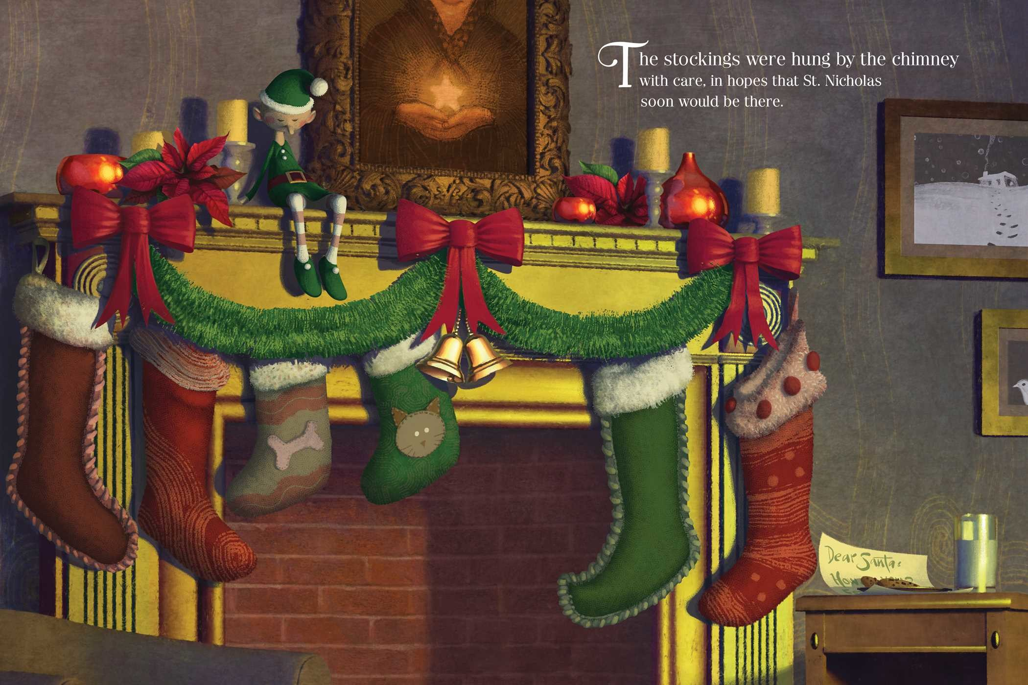 The Night Before Christmas | Book by Clement C. Moore, Antonio Javier Caparo | Official ...