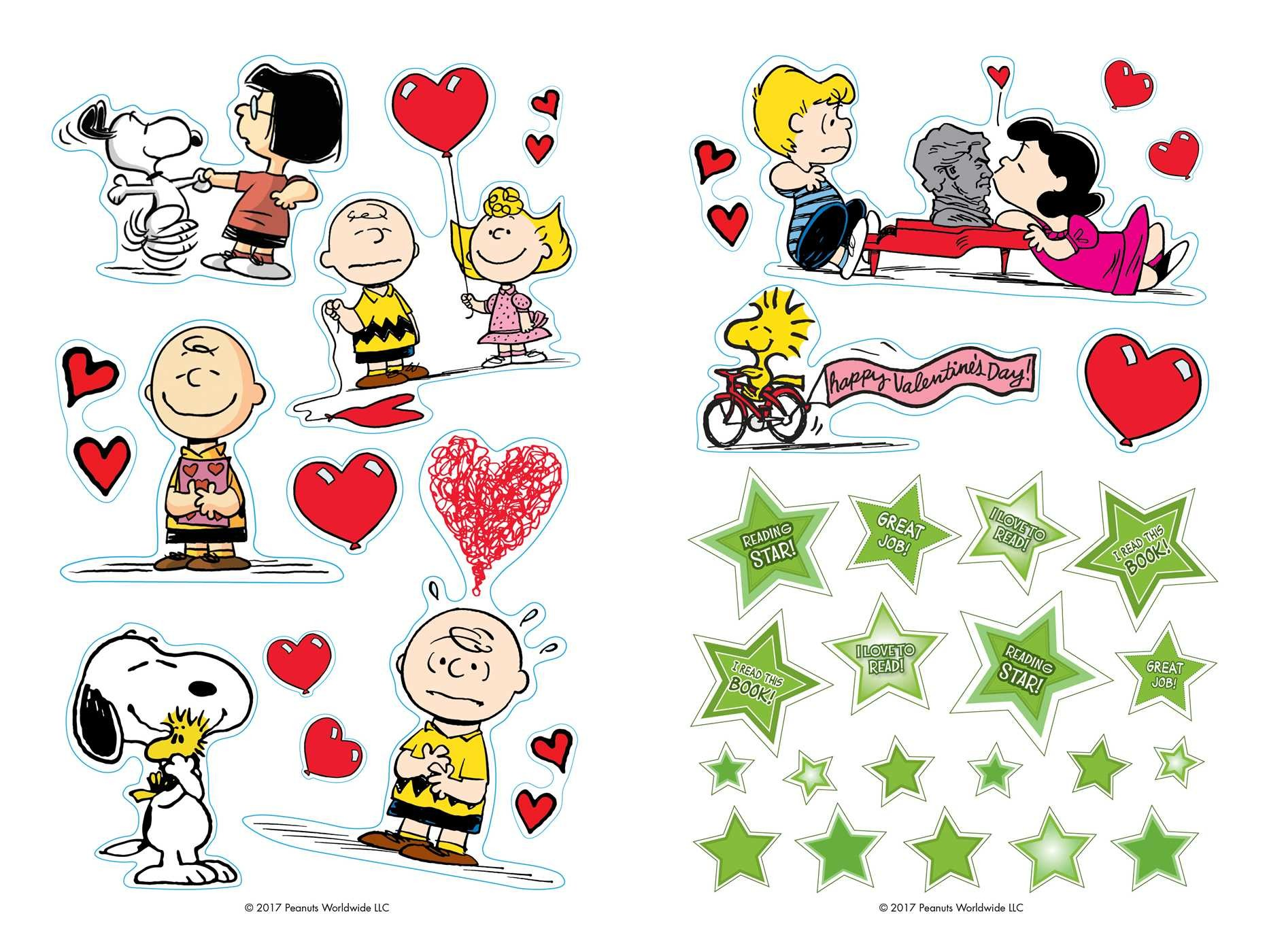 Happy valentines day charlie brown 9781534405028.in01