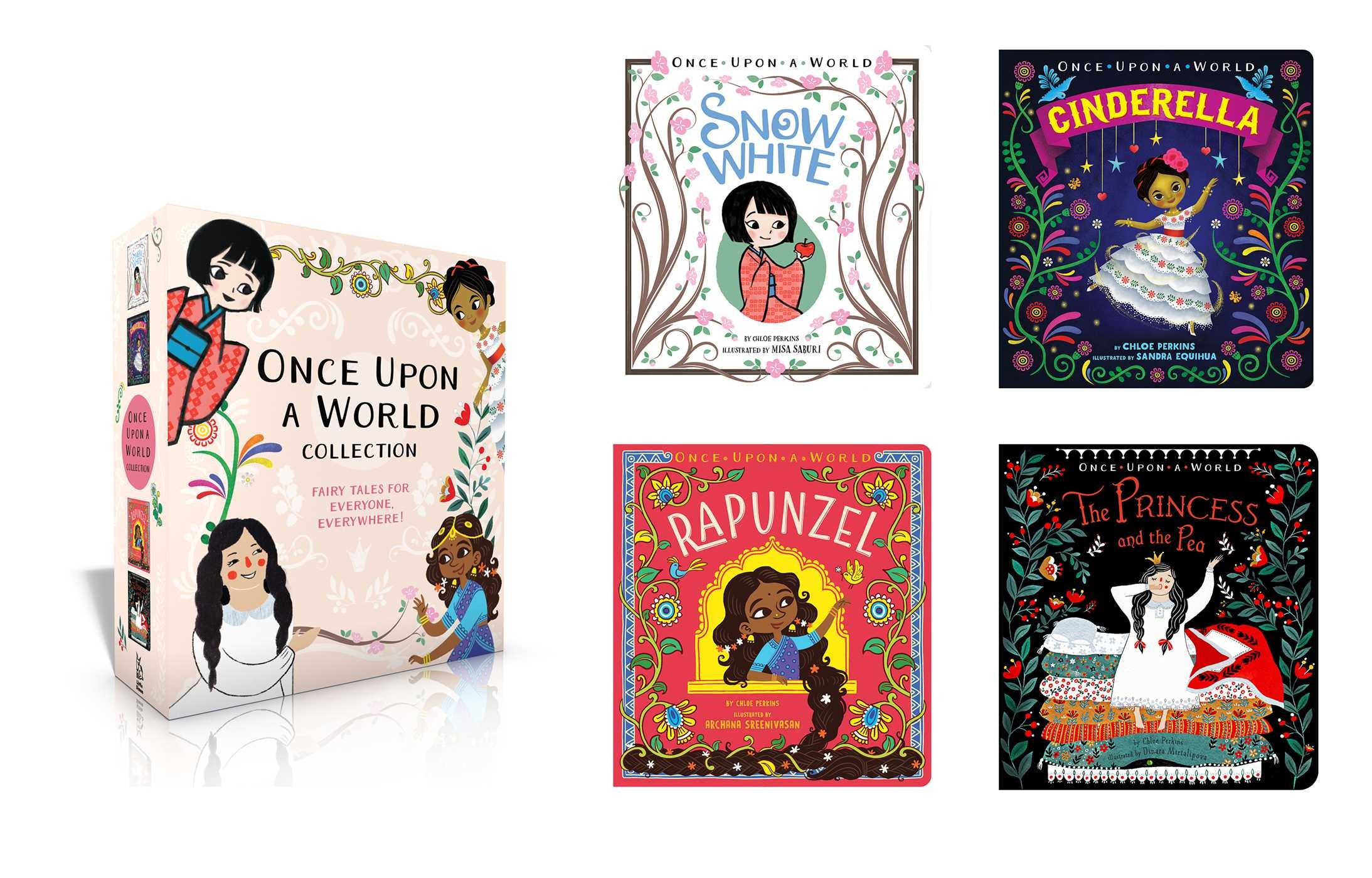 Once upon a world collection 9781534412903.in01