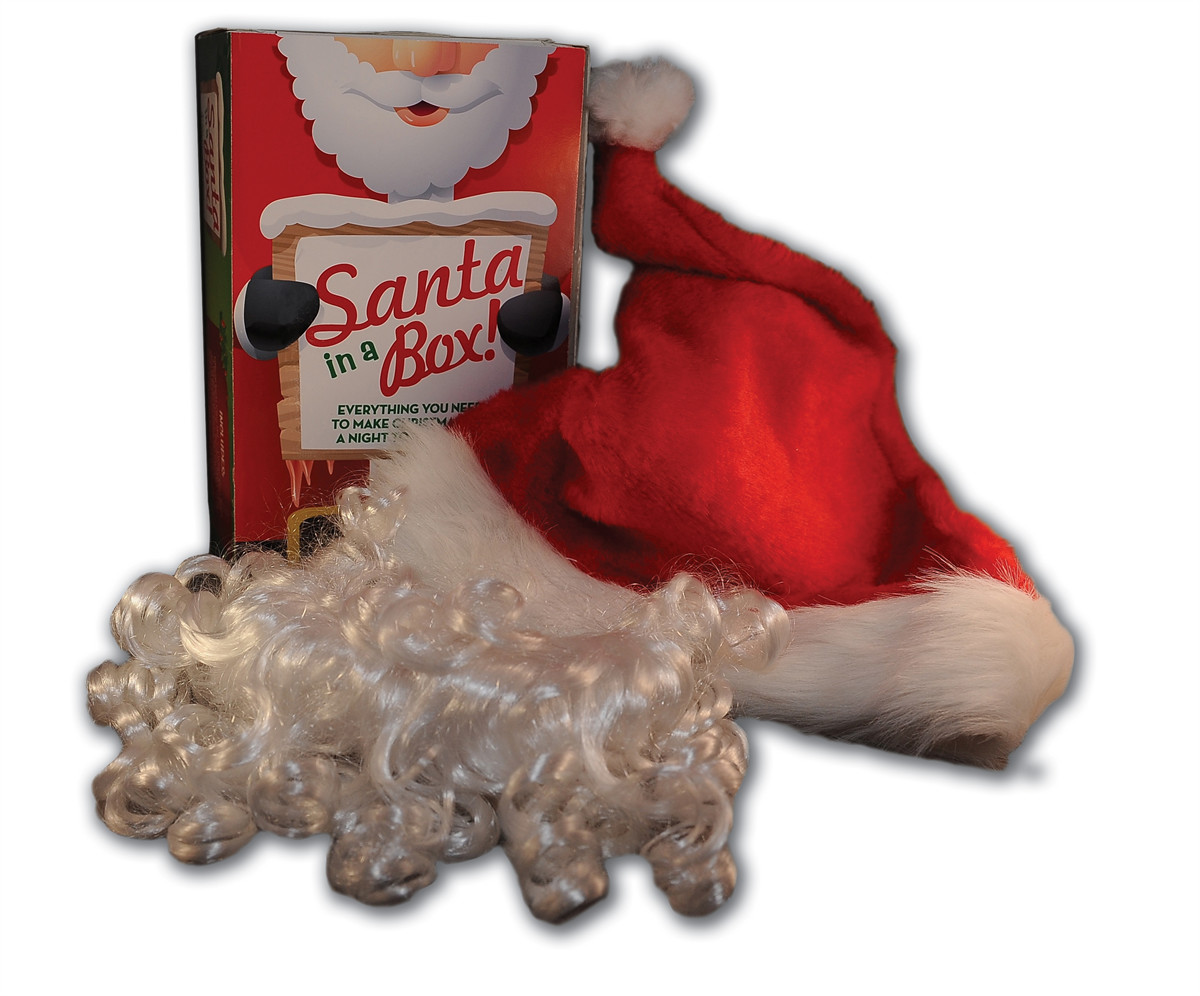 Santa claus in a box kit 9781604330991.in01