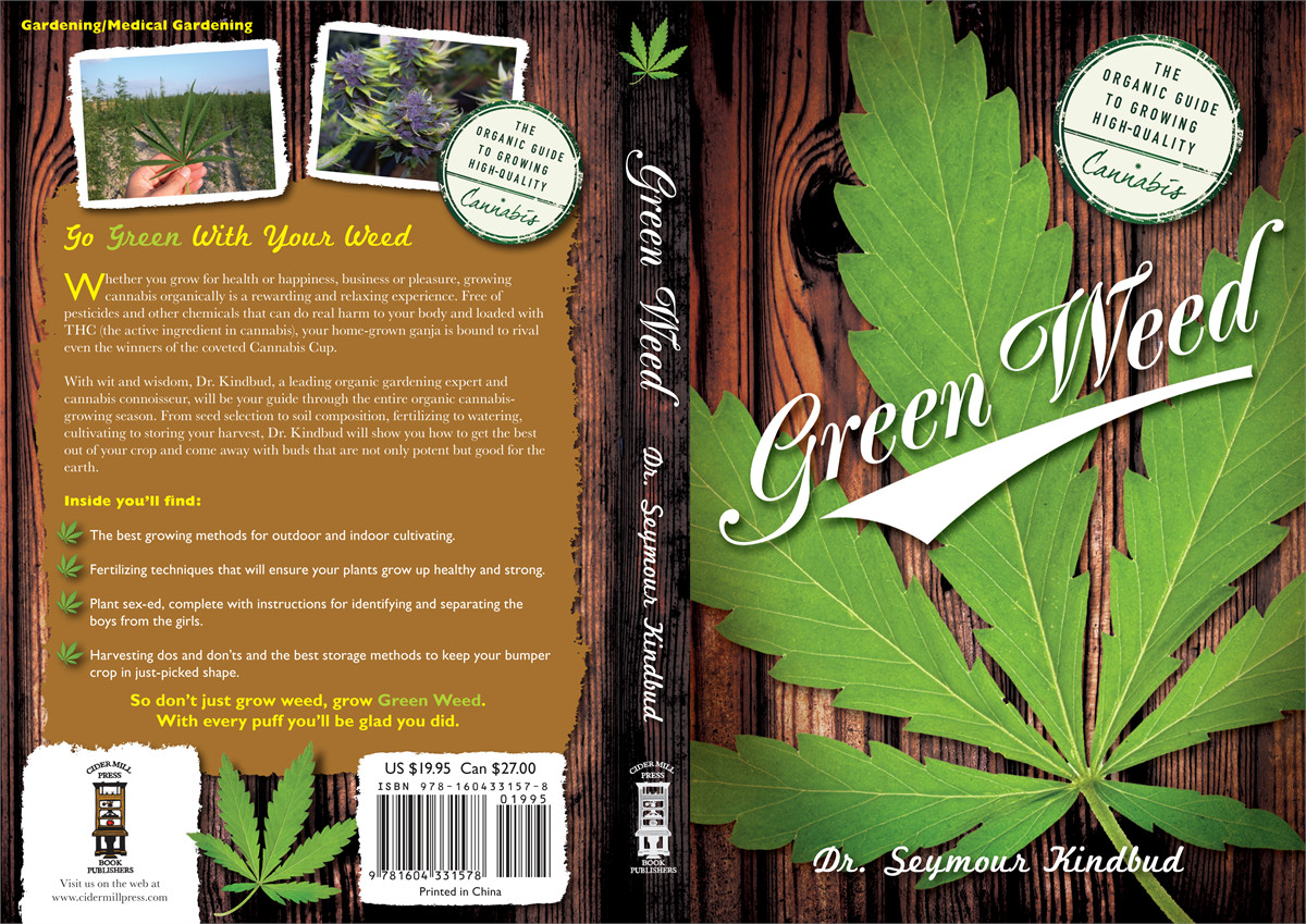Green weed the organic guide to growing high 9781604331578.in01