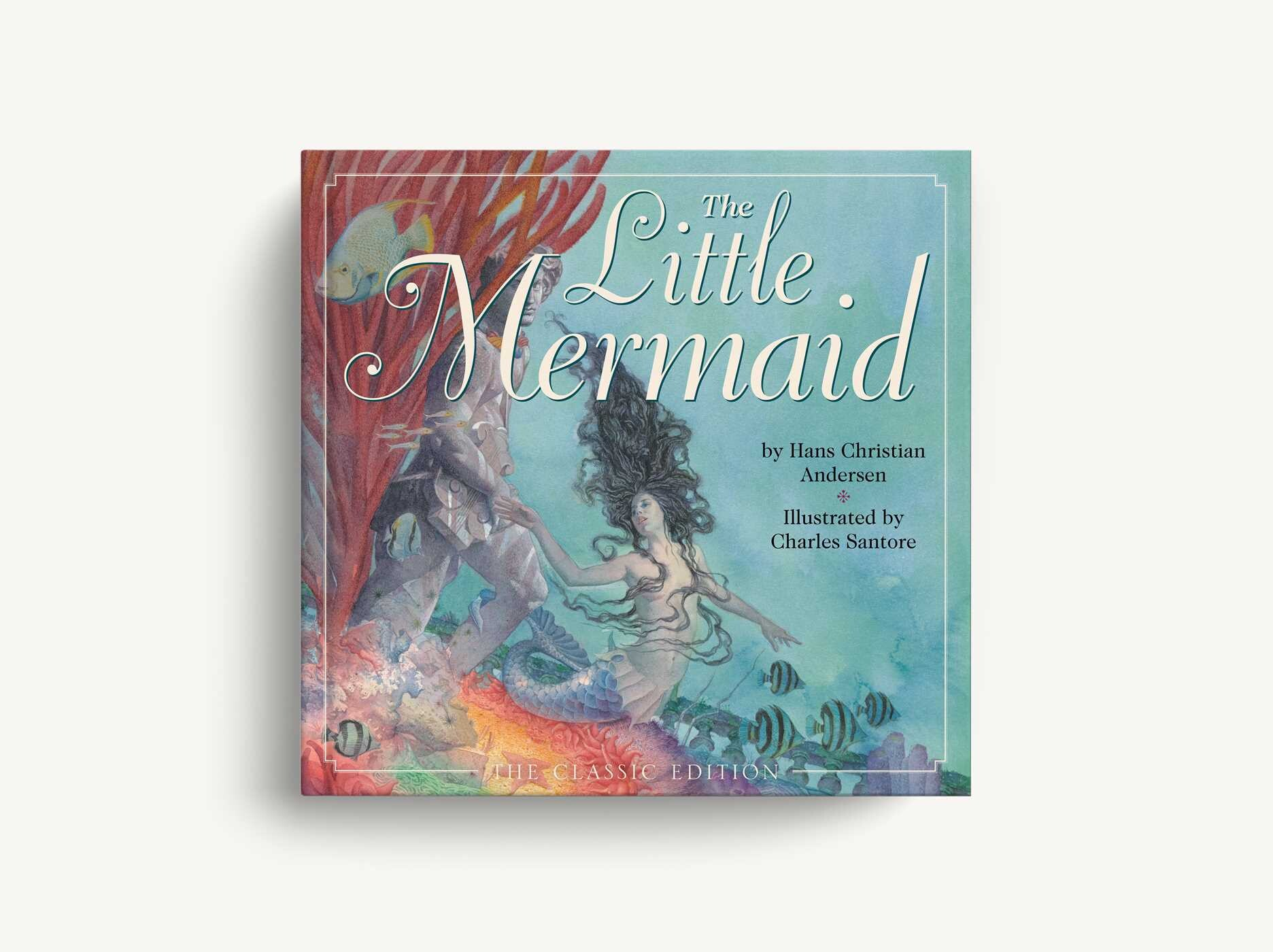The little mermaid 9781604333770.in01