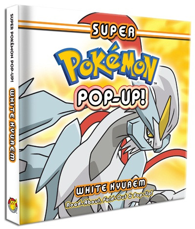 Super pokemon pop up white kyurem 9781604381801.in01