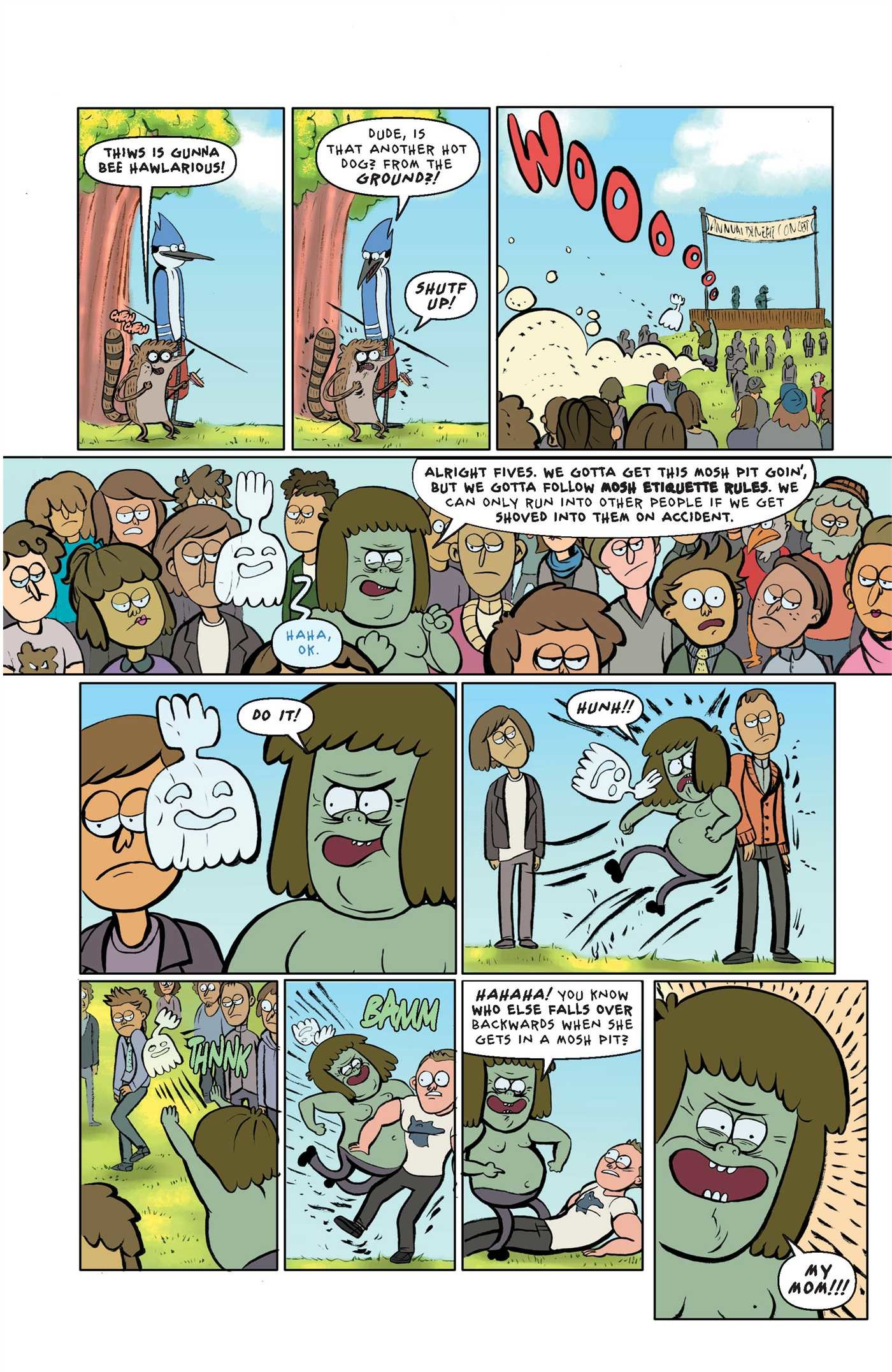 Regular-show-original-graphic-novel-vol-1-hydration-9781608863396.in07
