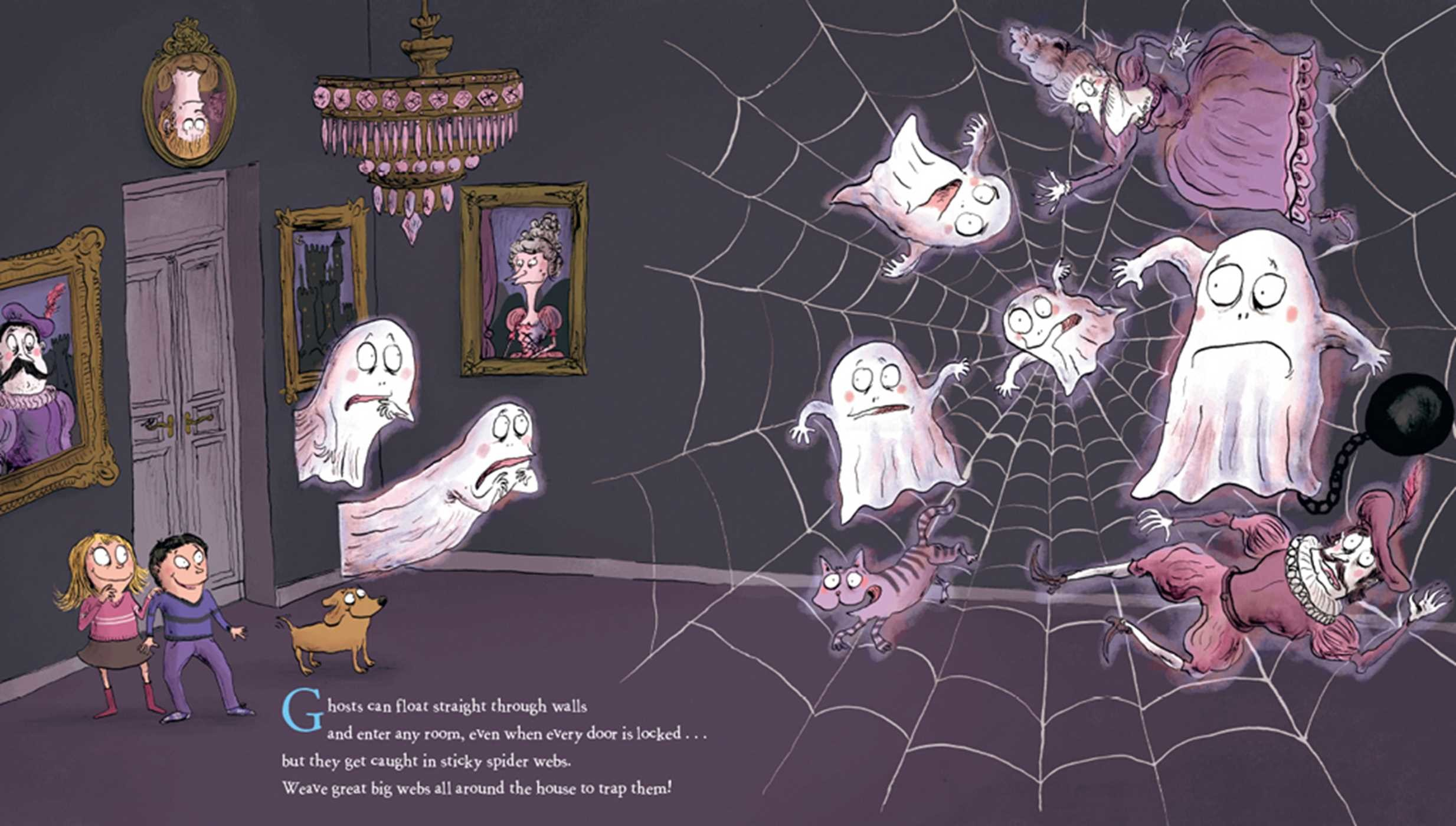 how to get rid of ghosts wikihow