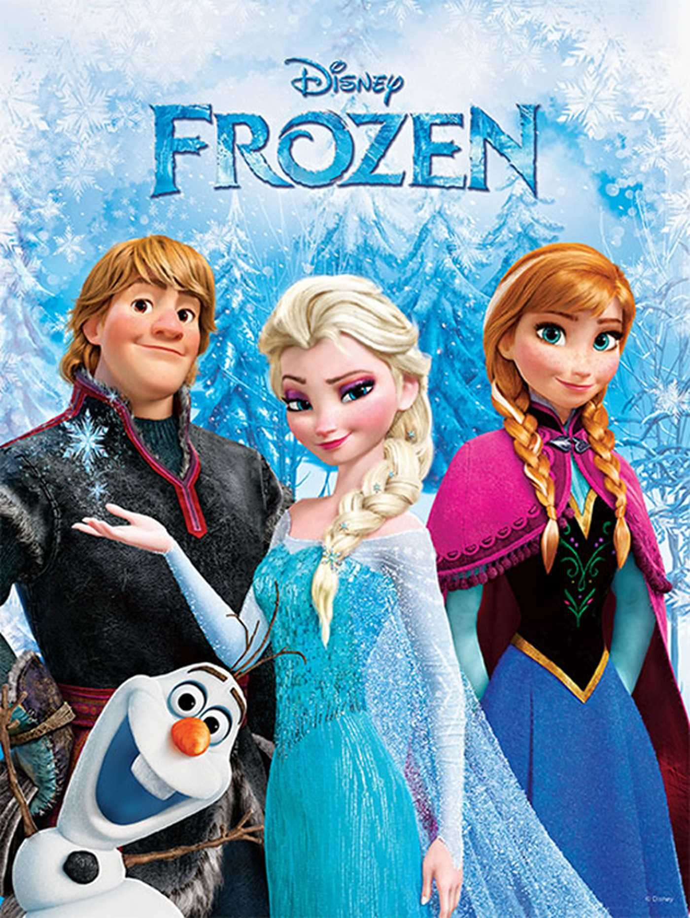 Believe, Disney frozen movie can