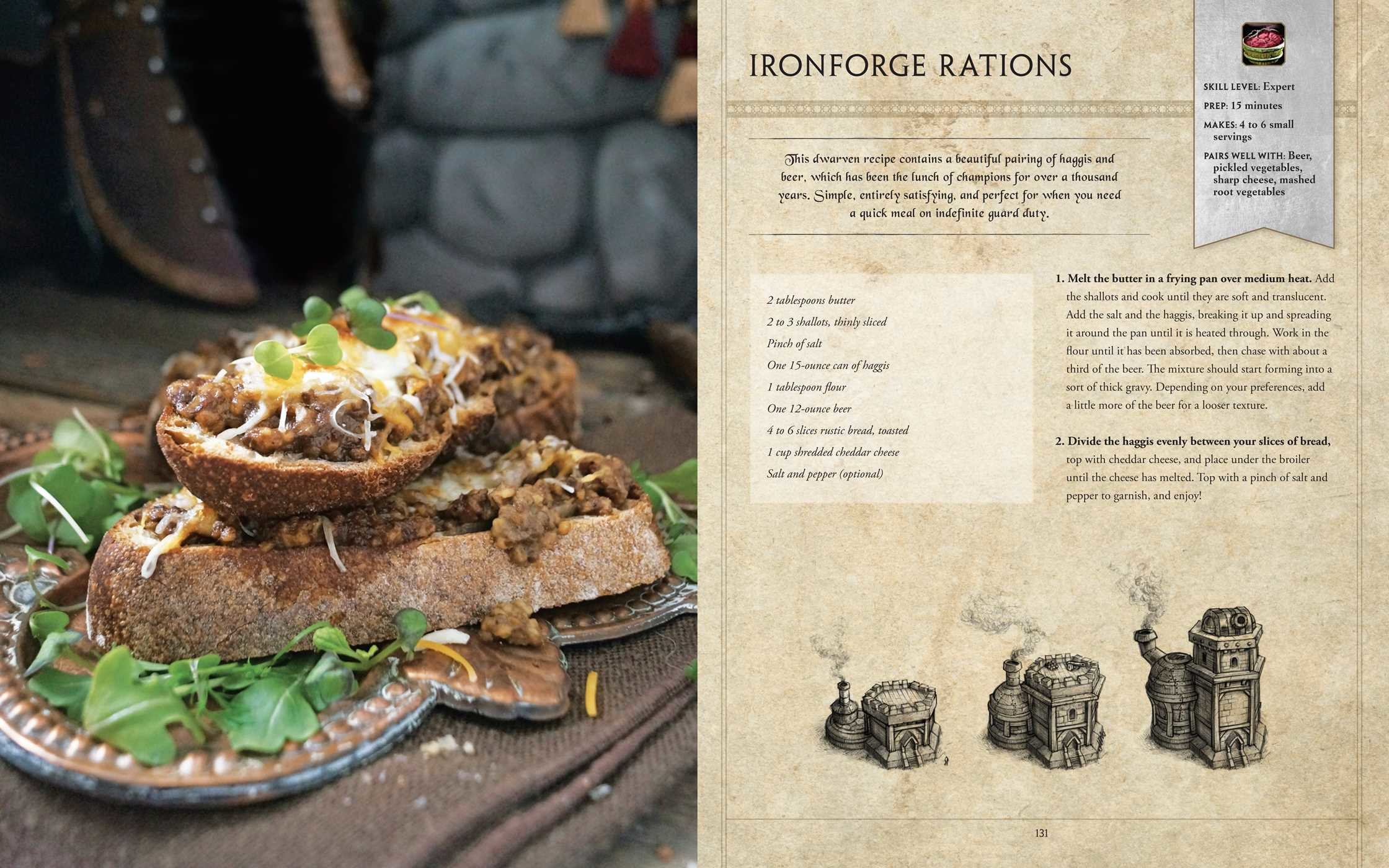 Culture world of warcraft the official cookbook is coming g33k hq this tome of exquisite delicacies also includes a few tasty recipes for brew including greatfathers winter ale junglevine wine and winter veil egg nog forumfinder Images