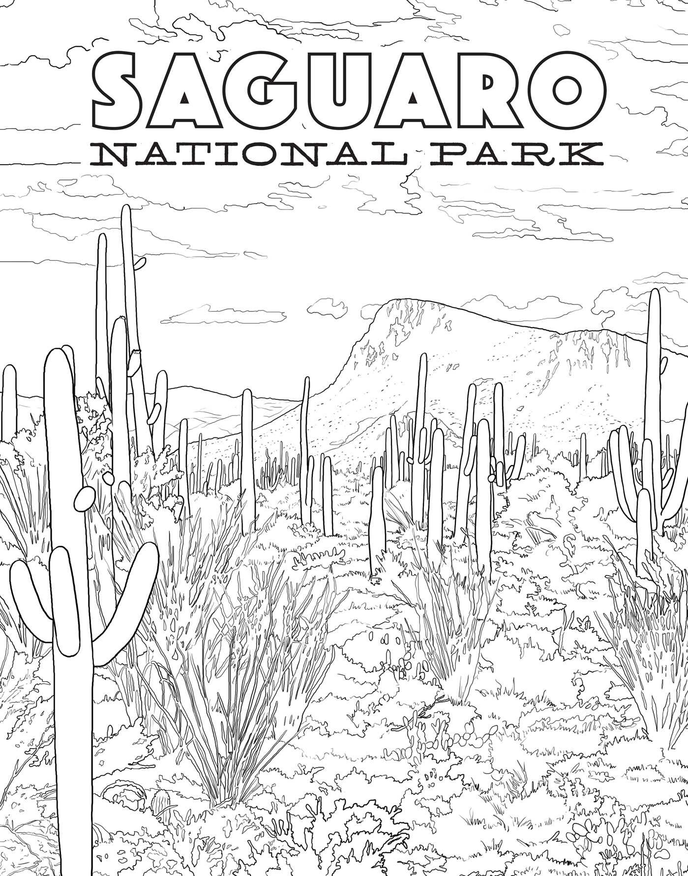 the national parks poster coloring book book by ian shive