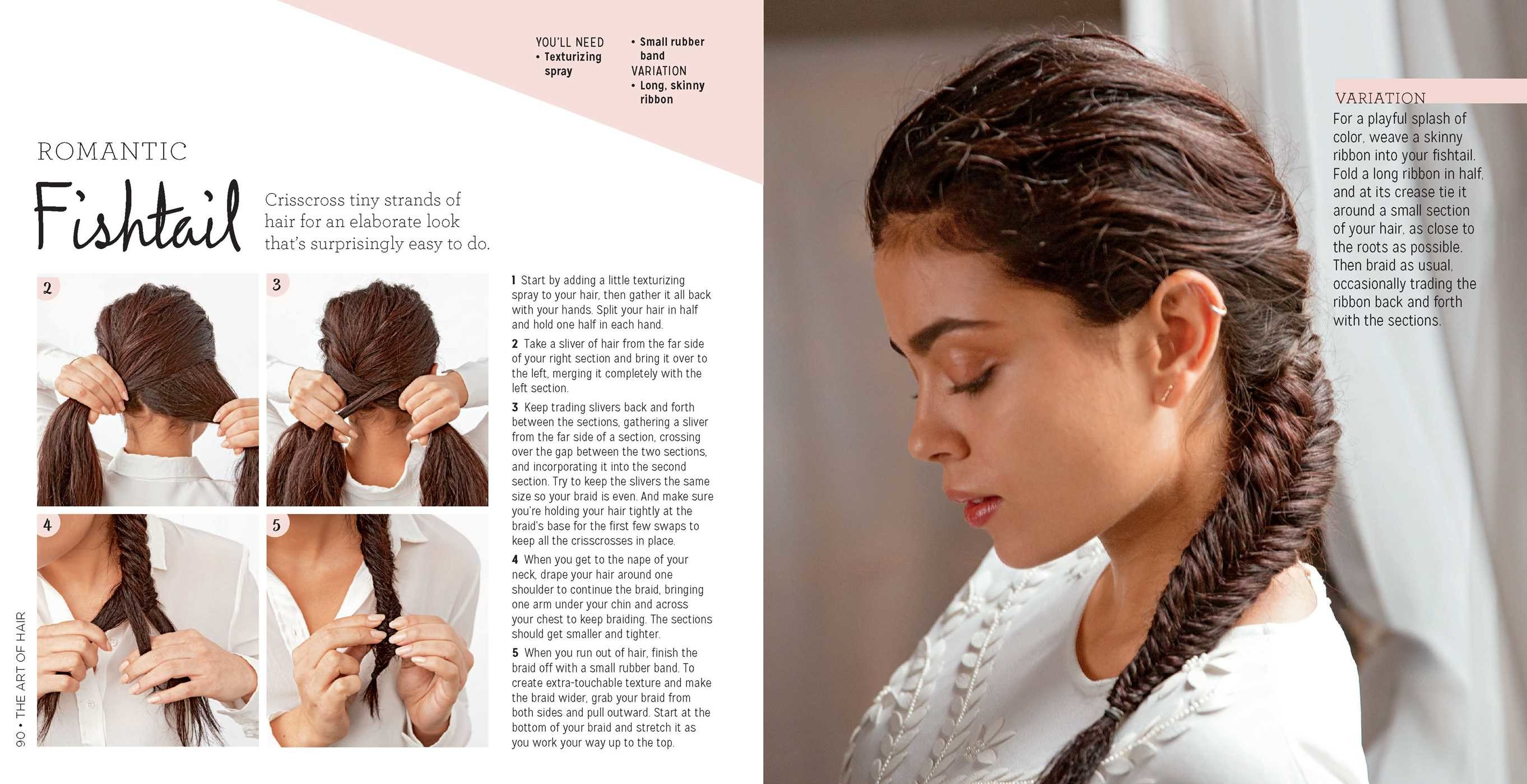 The art of color book -  The Art Of Hair 9781616288013 In04