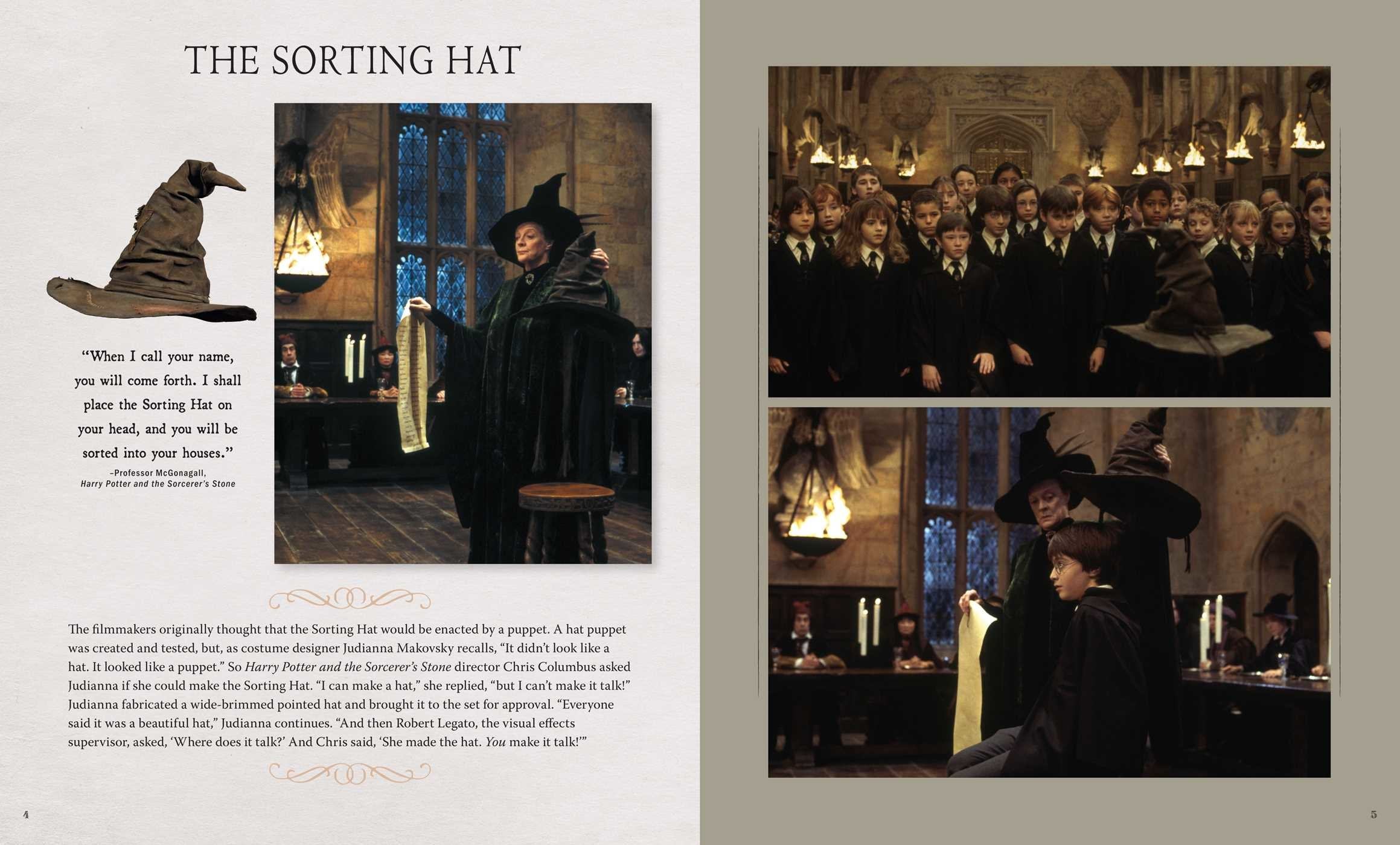 Incredibuilds Harry Potter Sorting Hat Deluxe Book And Model Set 9781682981085in02