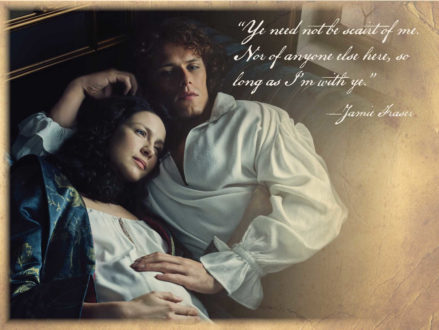 Outlander blank box notecards 9781683831488.in03