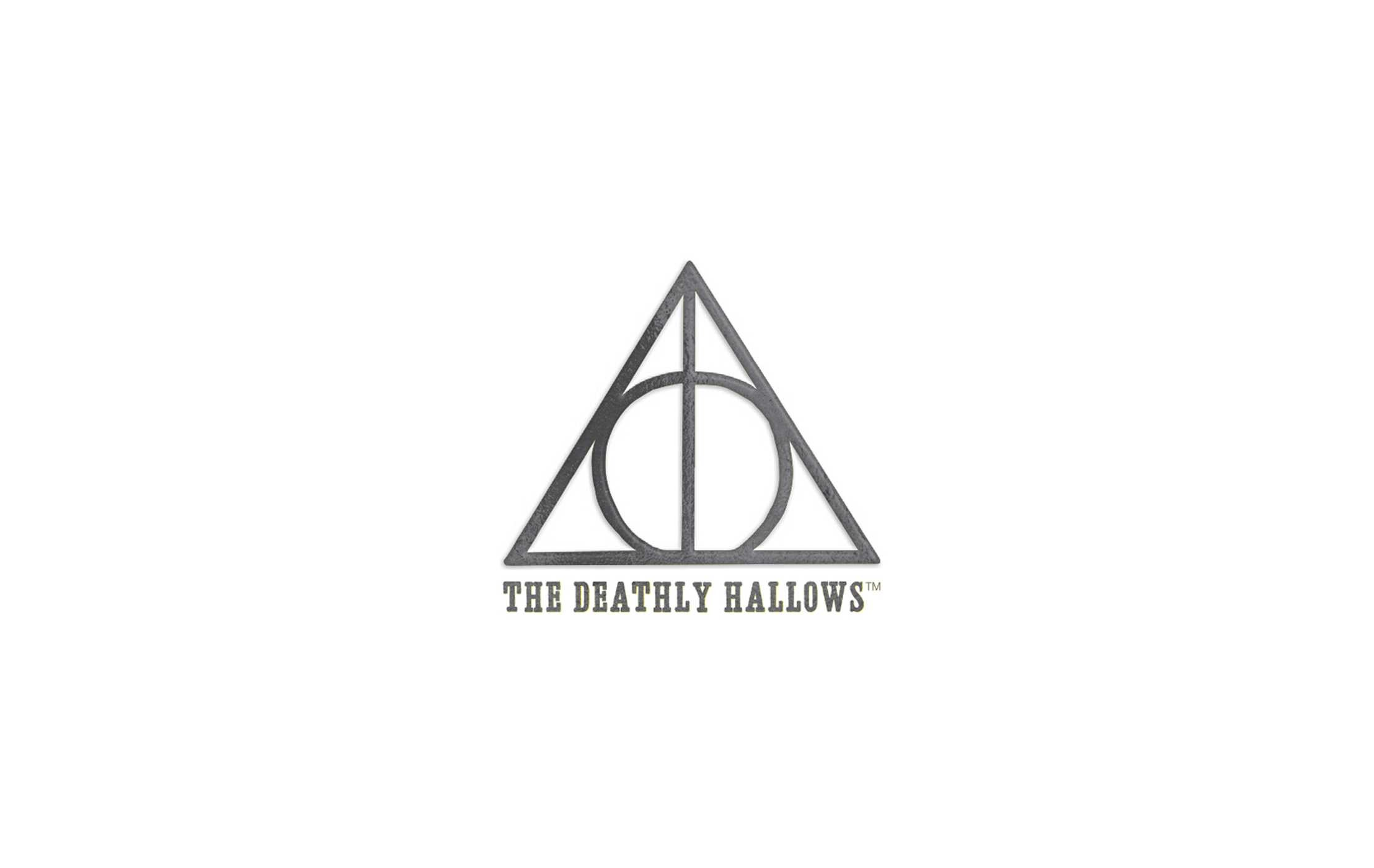 Harry potter deathly hallows foil note cards set of 10 9781683832911.in01