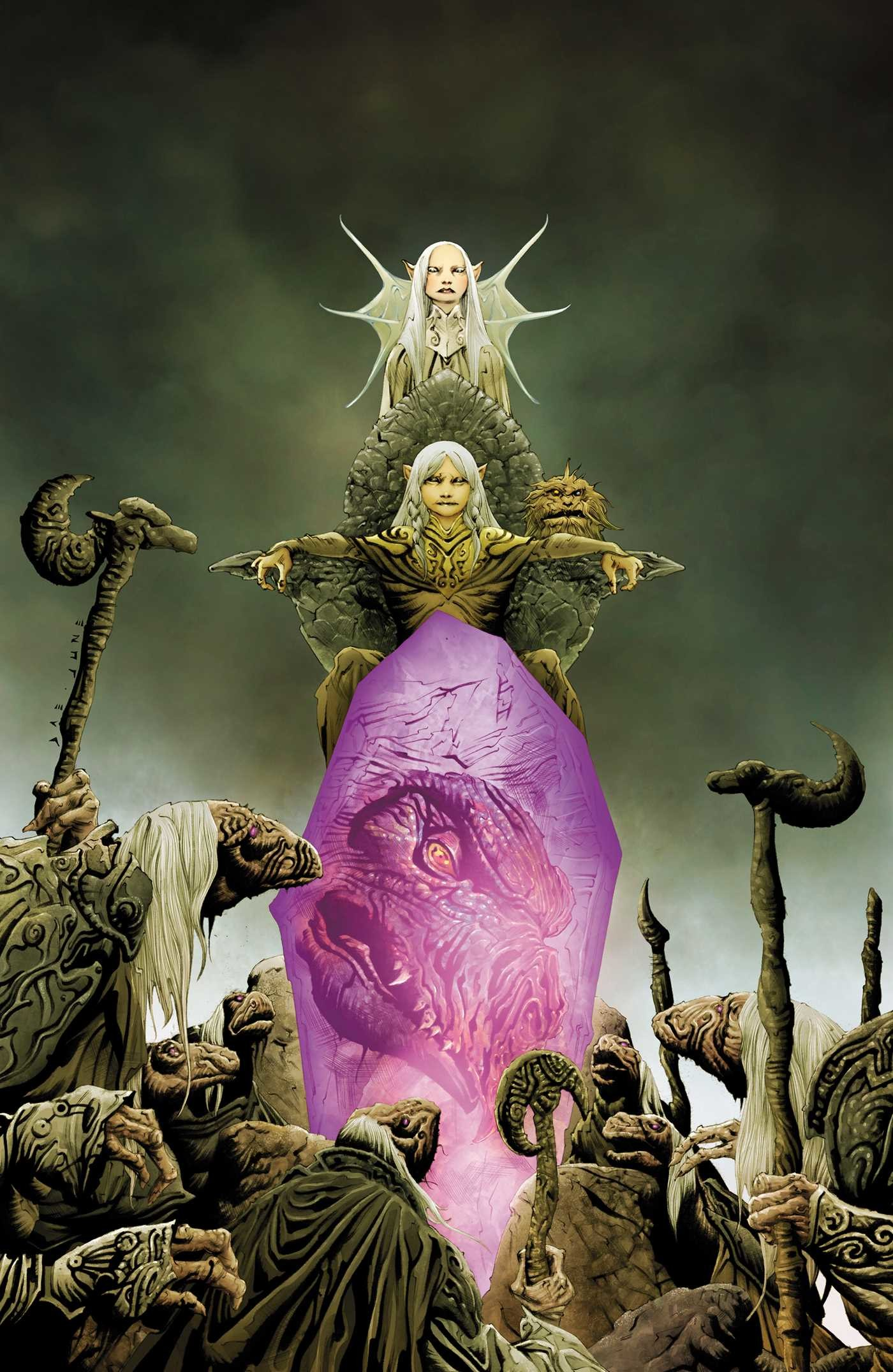 Jim hensons the dark crystal artist tribute 9781684151820.in02