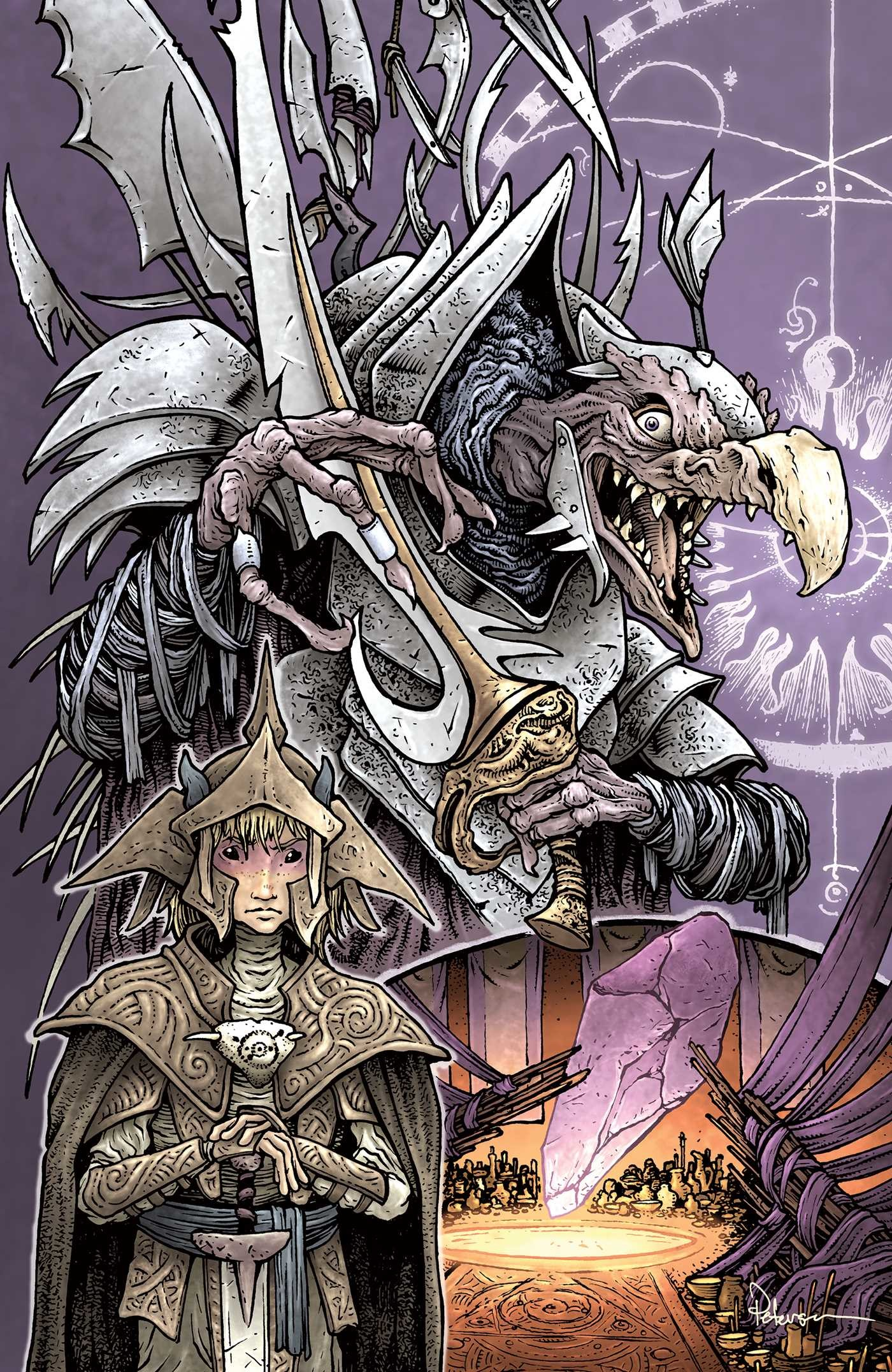 Jim hensons the dark crystal artist tribute 9781684151820.in04