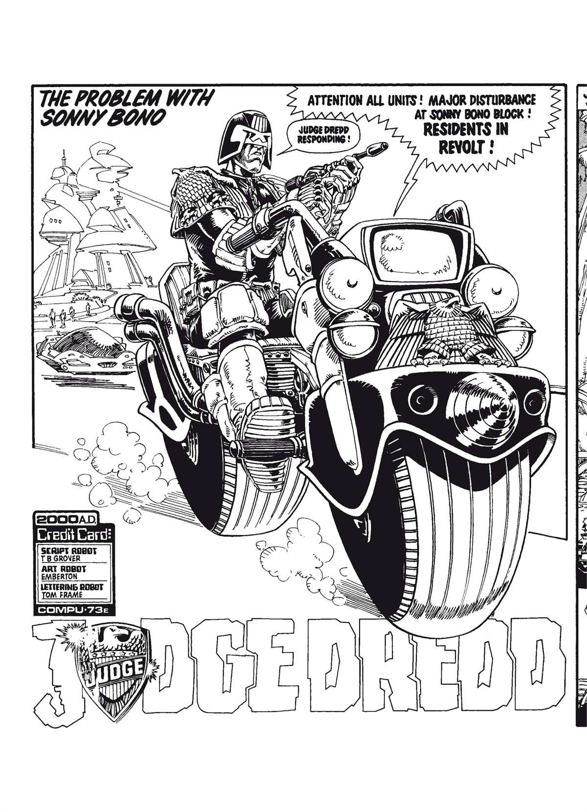 Judge dredd complete case files 05 9781781080283.in01