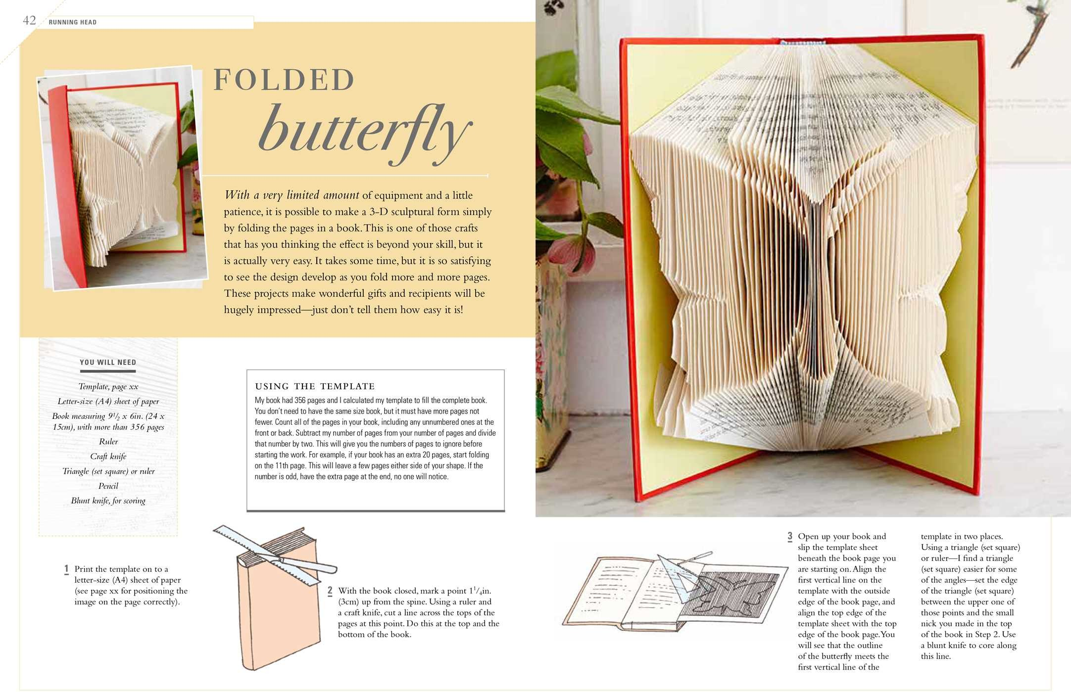 Folded book art book by clare youngs official publisher page folded book art 978178249415701 pronofoot35fo Choice Image