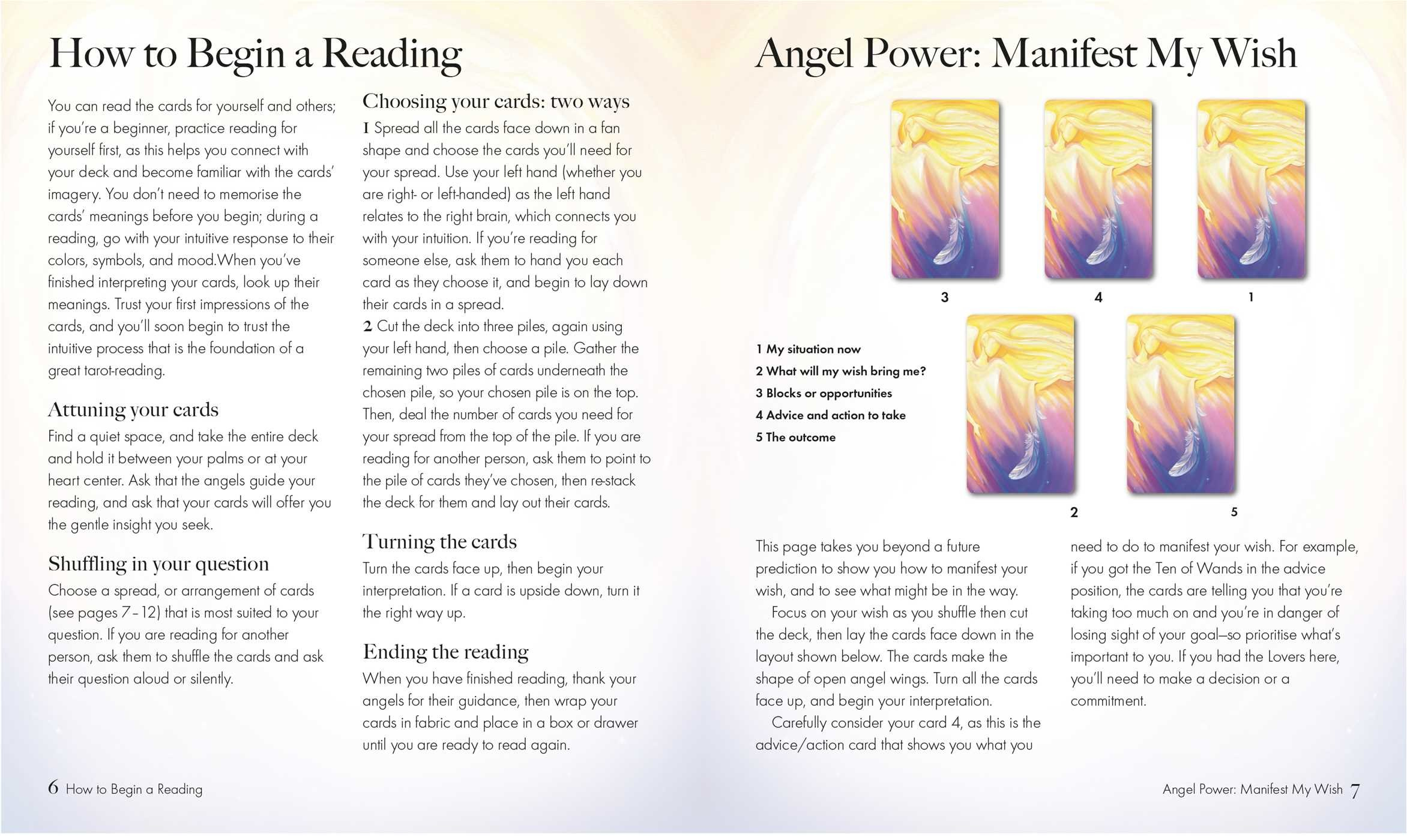 The angel tarot 9781782494737.in01