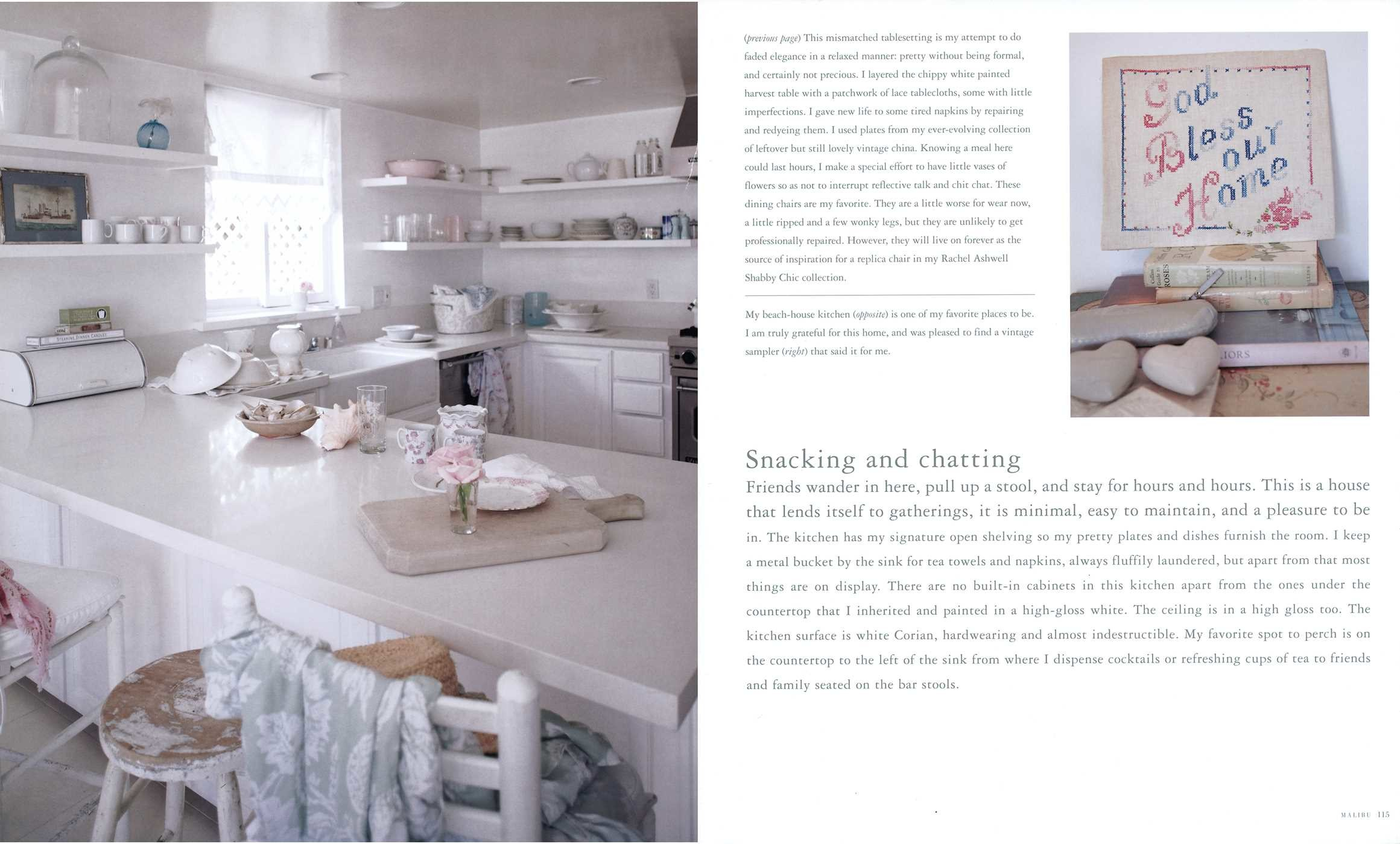 Shabby Chic Interiors | Book by Rachel Ashwell | Official Publisher ...