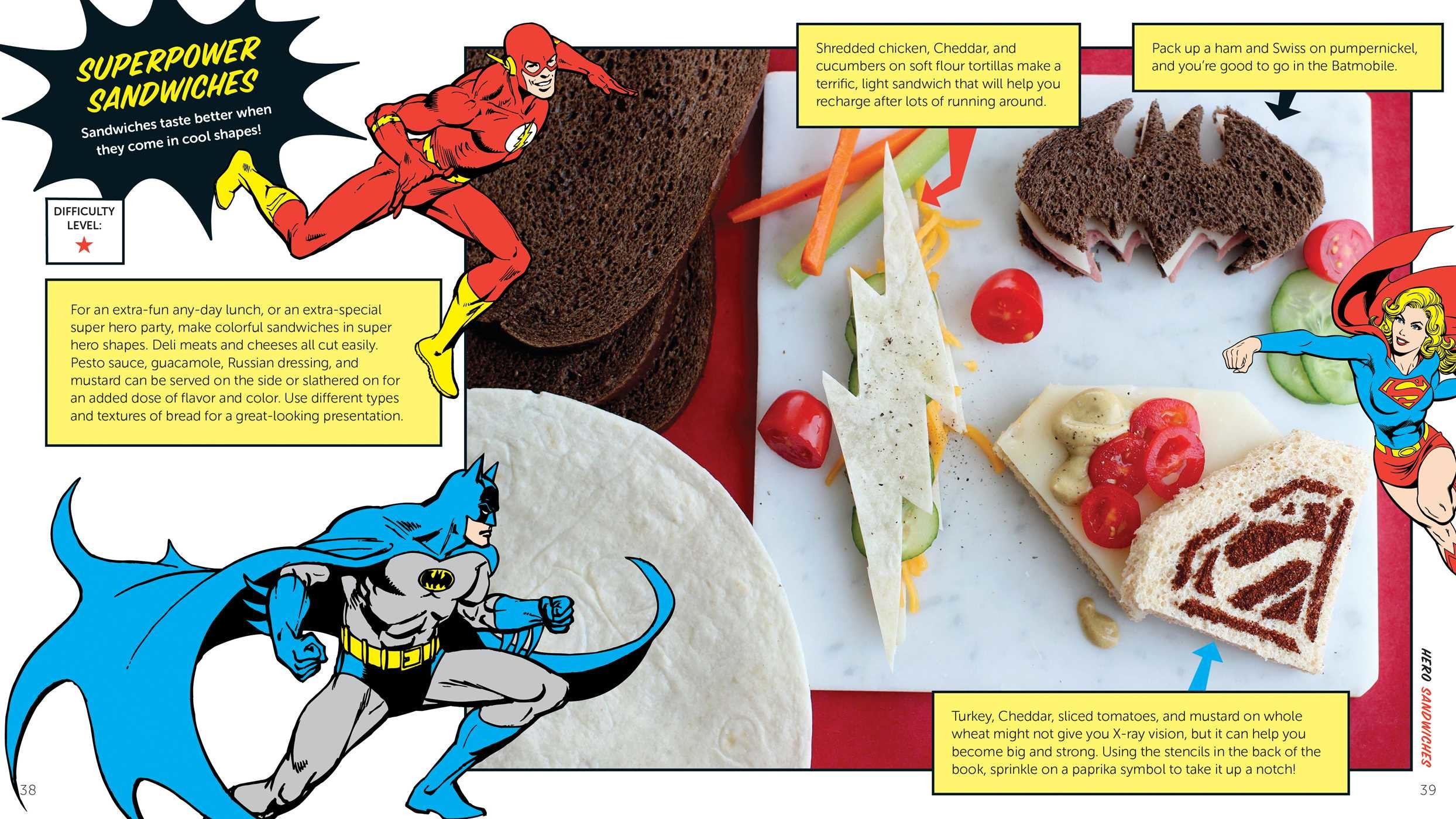 The official dc super hero cookbook 9781935703914.in04