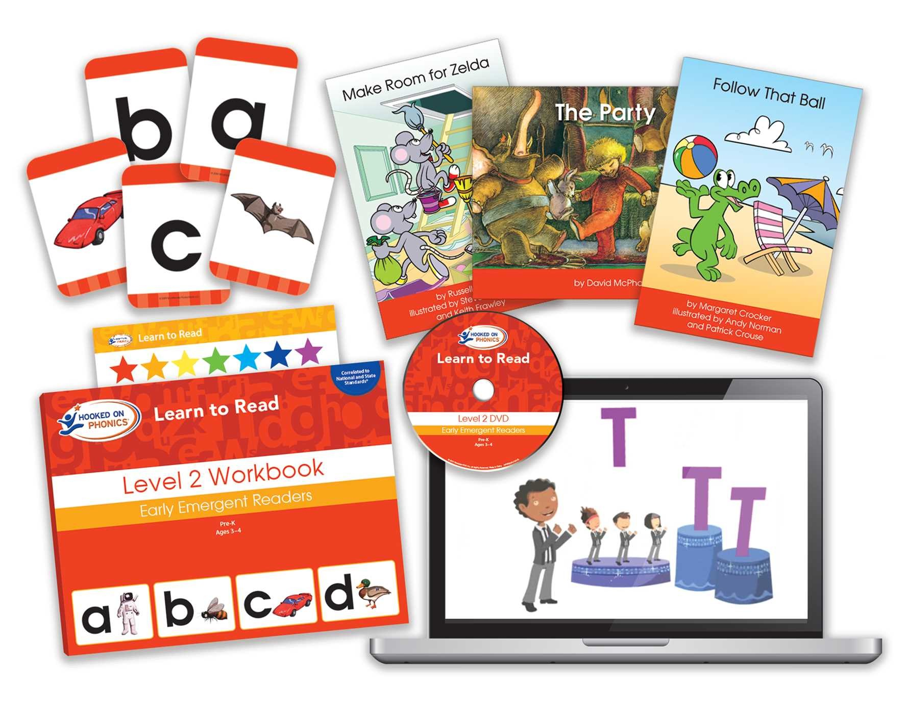 Joe Reviews the New Hooked on Phonics Learn to Read ...