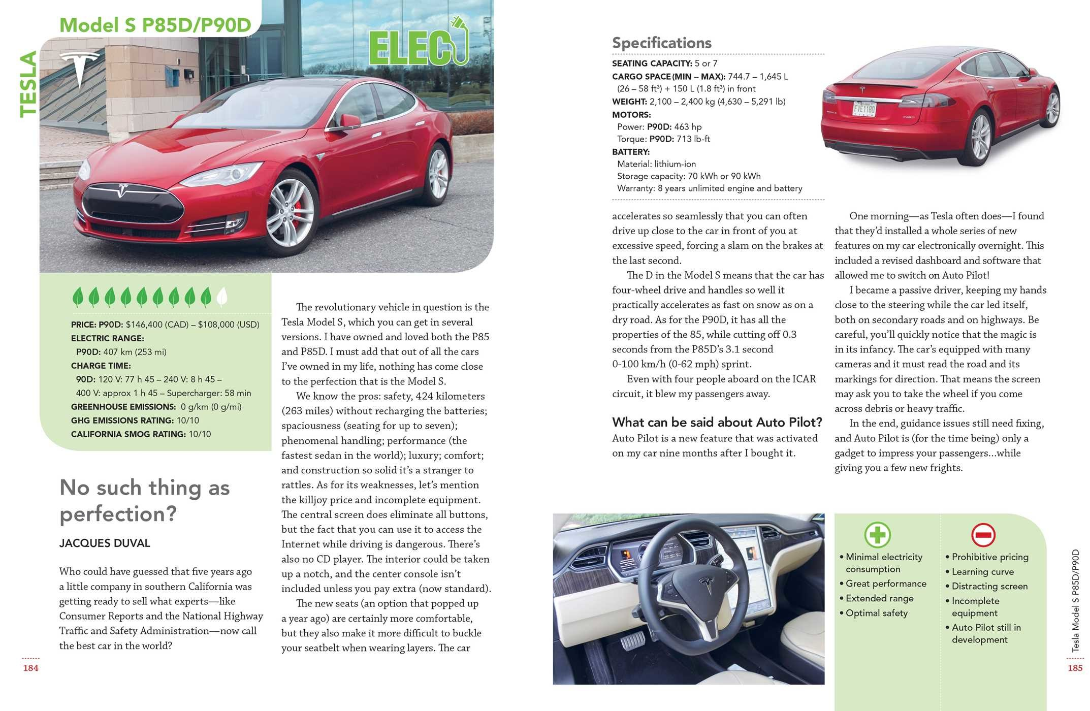 The Guide to Electric, Hybrid & Fuel-Efficient Cars   Book by ...