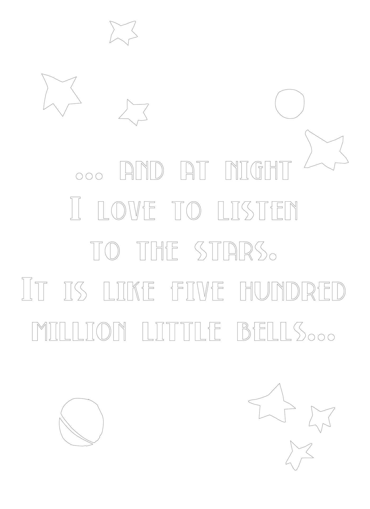 The Little Prince Coloring Book 9782374950143in02