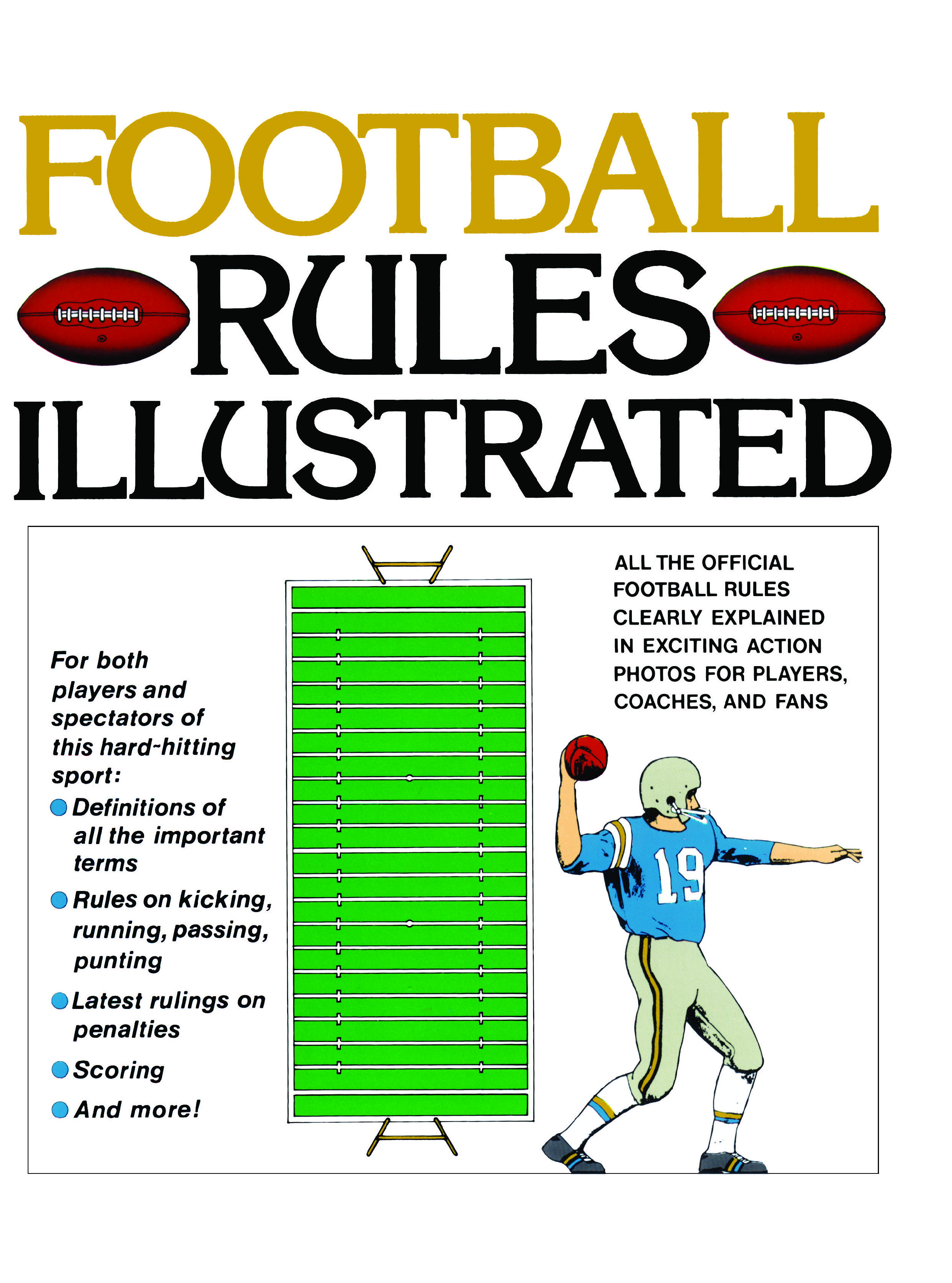 essay about football rules Essay on the football game essay on the football game 1477 words 6 pages the football game in the beginning, there was football the official said, let the stadium lights come on, and they came on  changed the rules and has become a national phenomenon for americans american football is over 100 years old and still going strong it has.