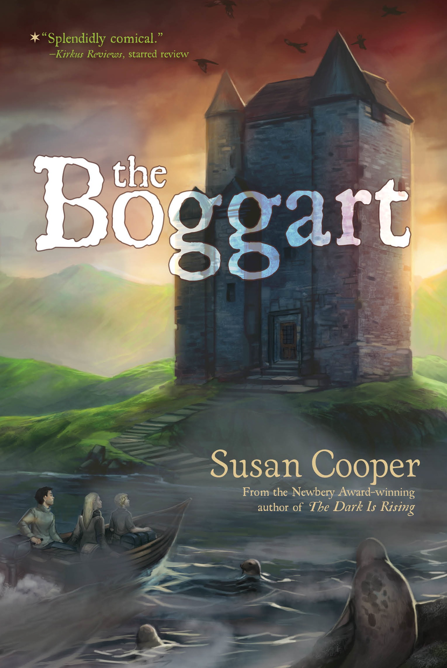 a literary analysis of the boggart by susan cooper The boggart and the monster ebook: susan cooper: amazonca: kindle store amazonca try prime kindle store go search en hello sign in your.