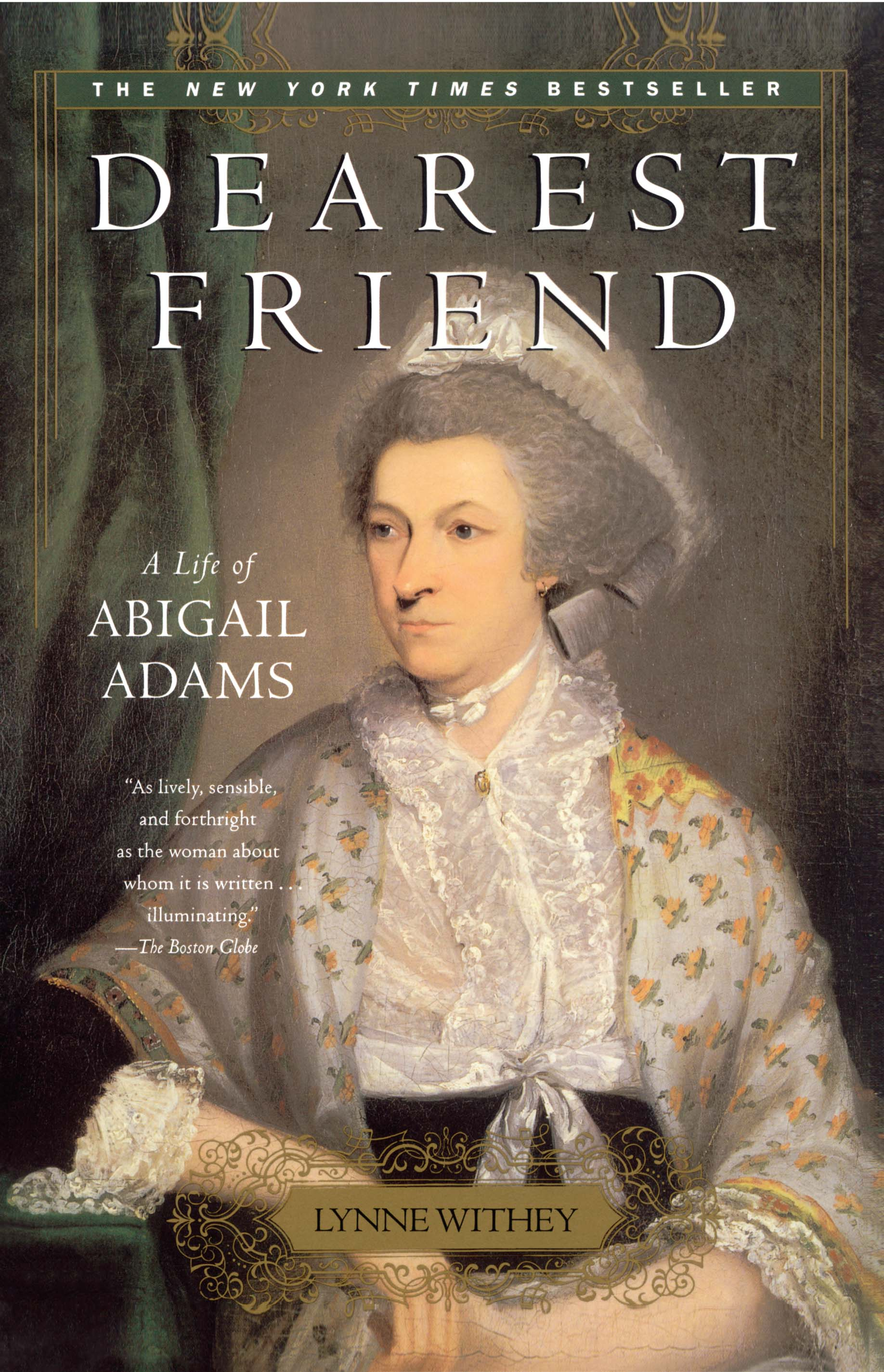 Abigail Adams Childhood Events Essay Biography Of Abigail Adams Essay  Cramcom