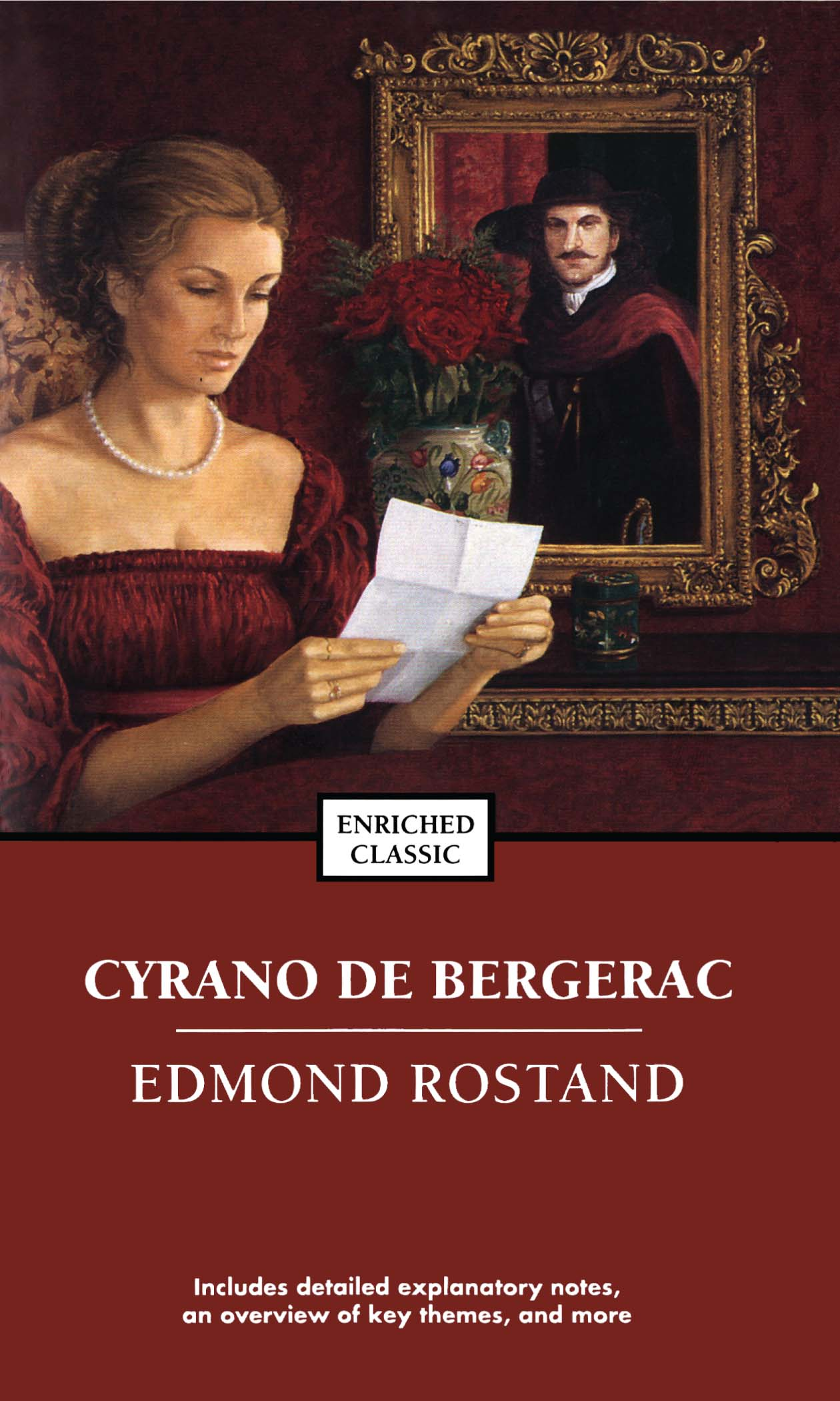 an analysis of cyrano in cyrano de bergerac by edmond rostand Plot summary of cyrano de bergerac by edmond rostand part of a free study guide by bookragscom.