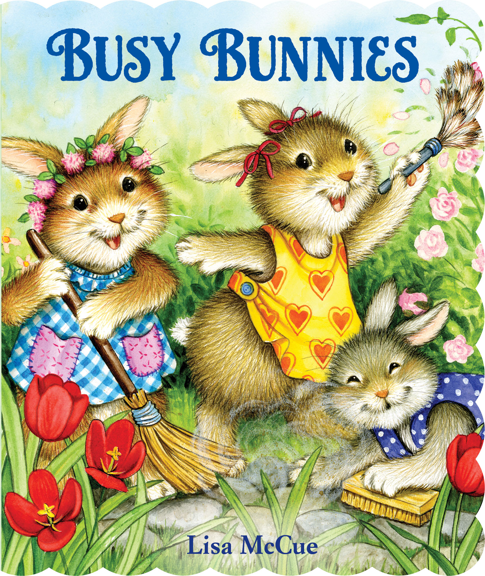 Busy bunnies 9780794430399 hr