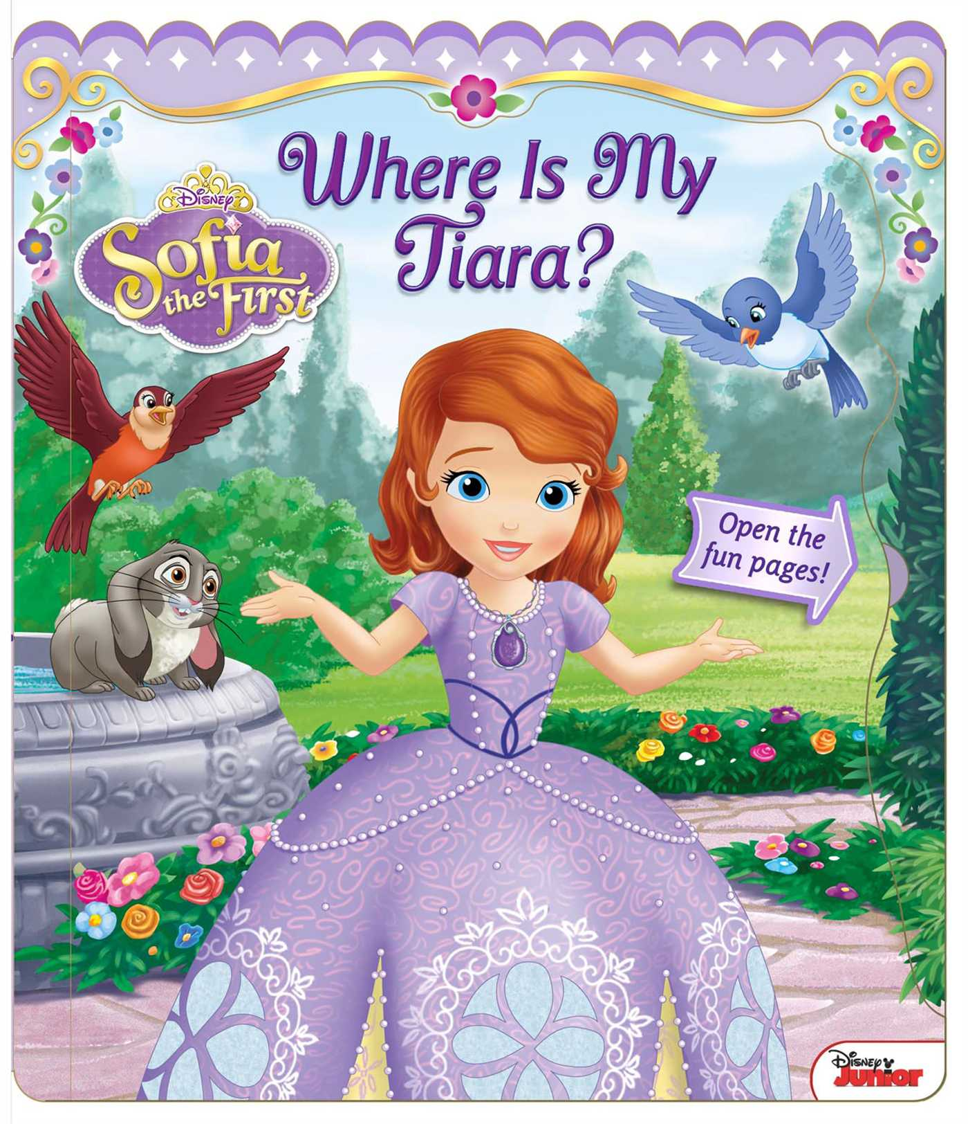 Disney Sofia the First  Where Is My Tiara. Disney Sofia the First   Official Publisher Page   Simon   Schuster