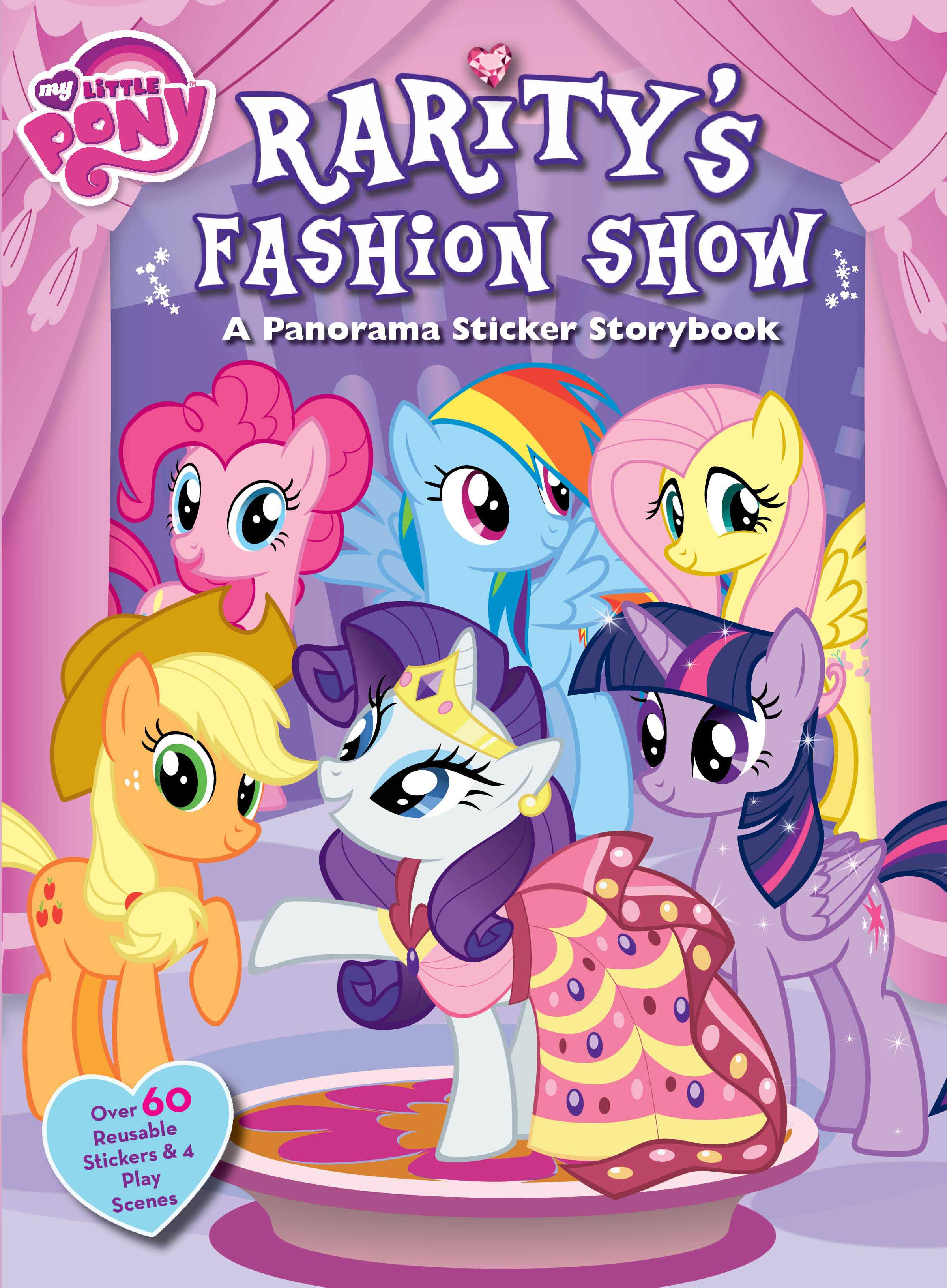 My little pony coloring pages hasbro - 9780794431174 Hr My Little Pony