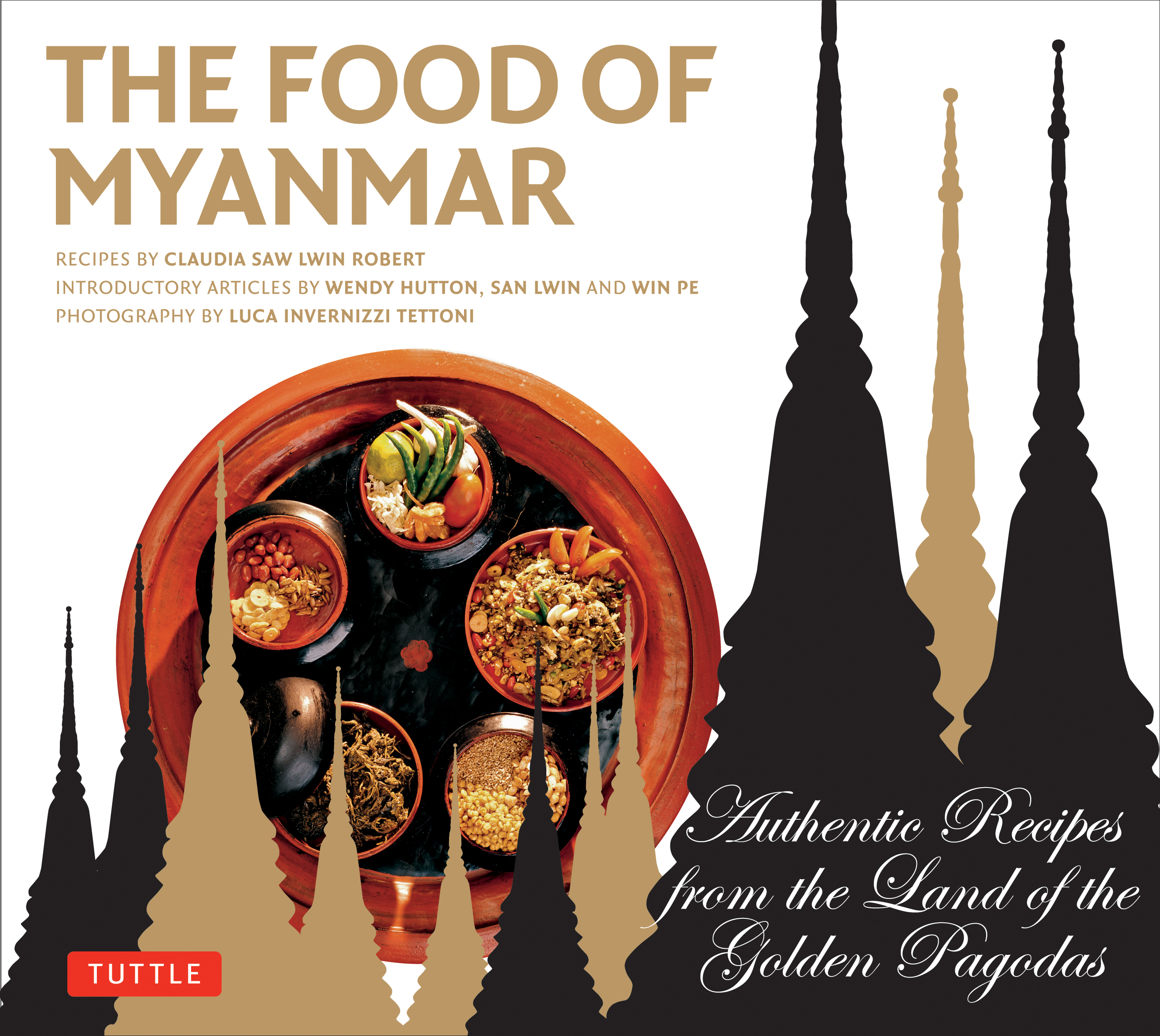 Food of myanmar 9780804844000 hr