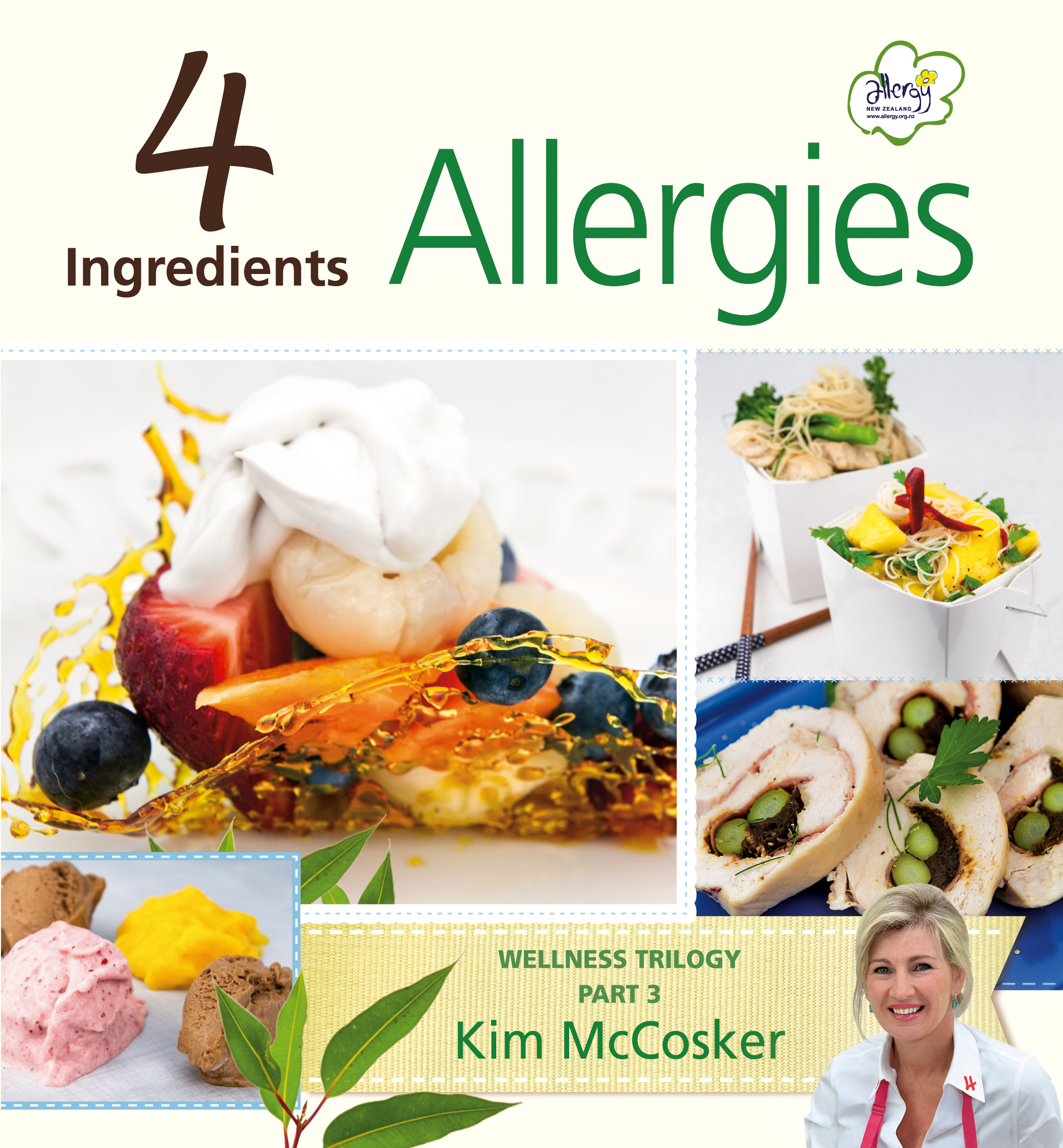 4 ingredients allergies book by kim mccosker official publisher book cover image jpg 4 ingredients allergies forumfinder Choice Image