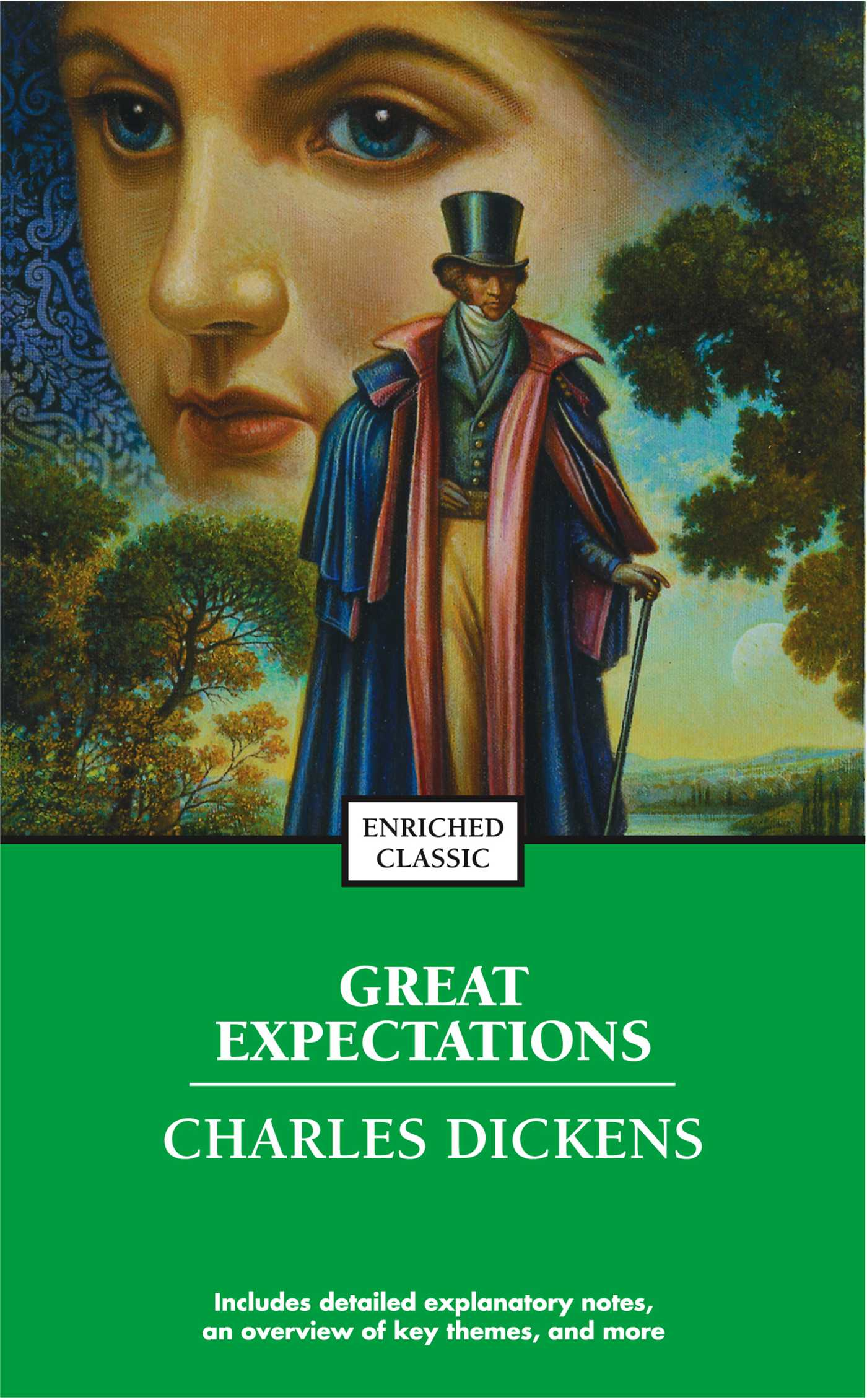 a review of great expectations movie in contrast to the book by charles dickens