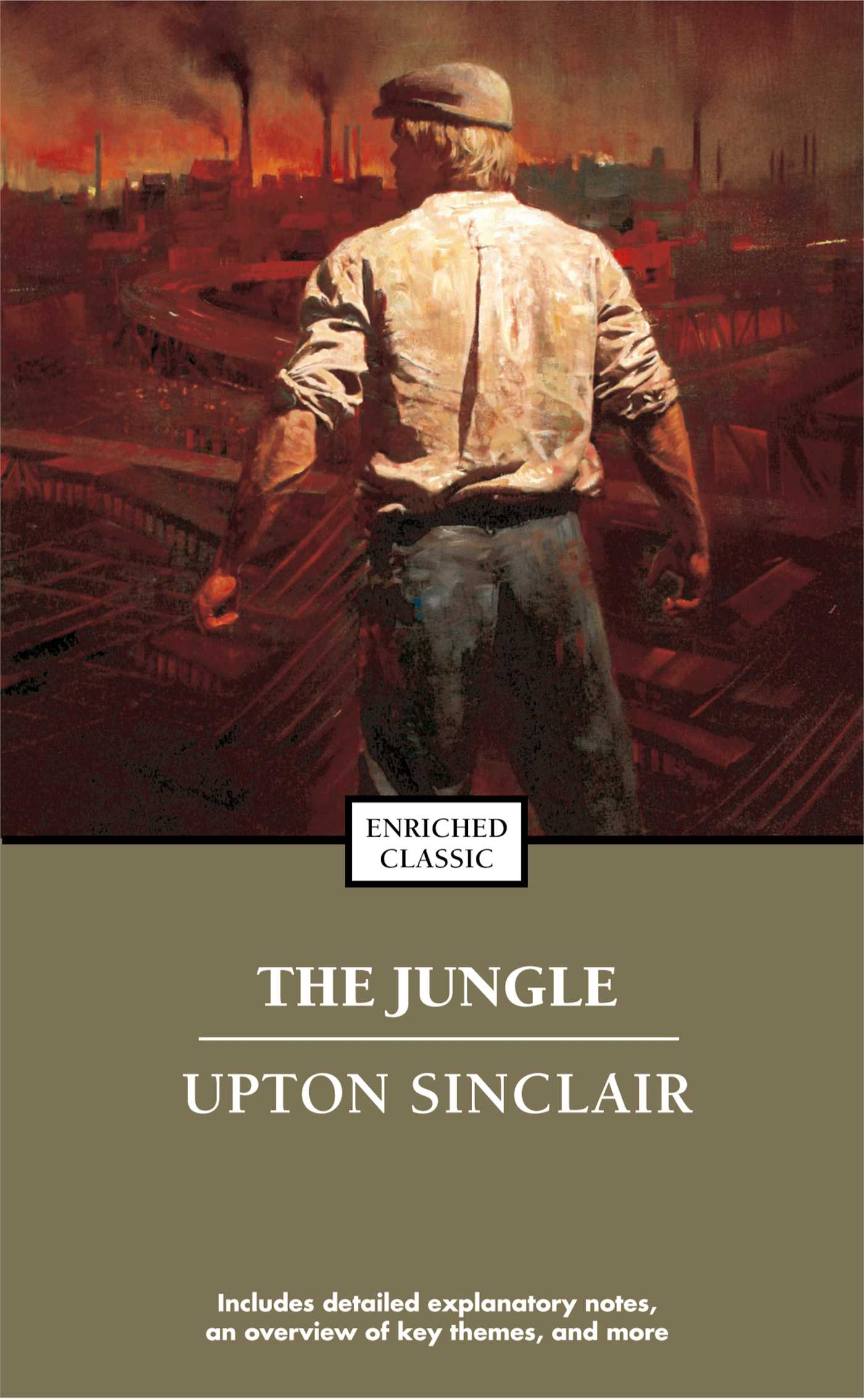 an analysis of a man of many colors in the novel the jungle by upton sinclair By the end of the jungle, jurgis is satisfied with his place in society and is confident that he can help improve society for everyone he realizes that alone, as an individual, he cannot expect to accomplish much however, as an individual who comprises part of a larger group, he can accomplish many things in the beginning of the novel, jurgis is.