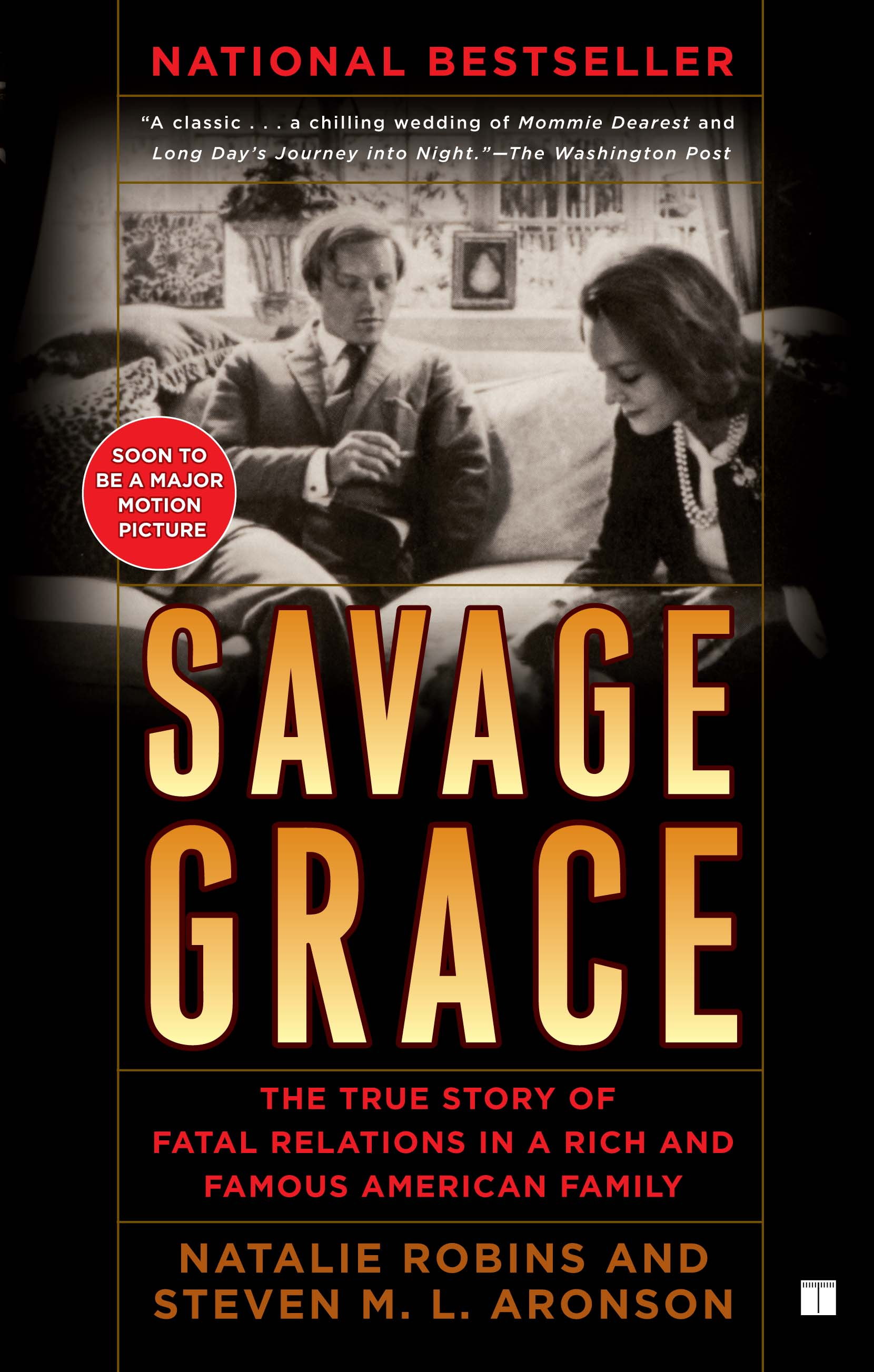 Savage grace book by natalie robins steven ml aronson 9781416572961 hr savage grace fandeluxe Document