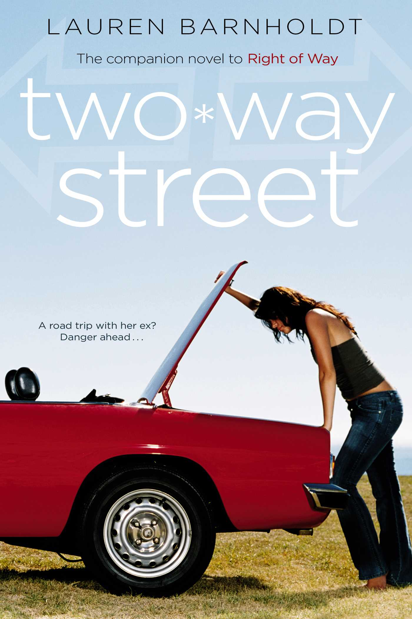 Two way street 9781416954774 hr
